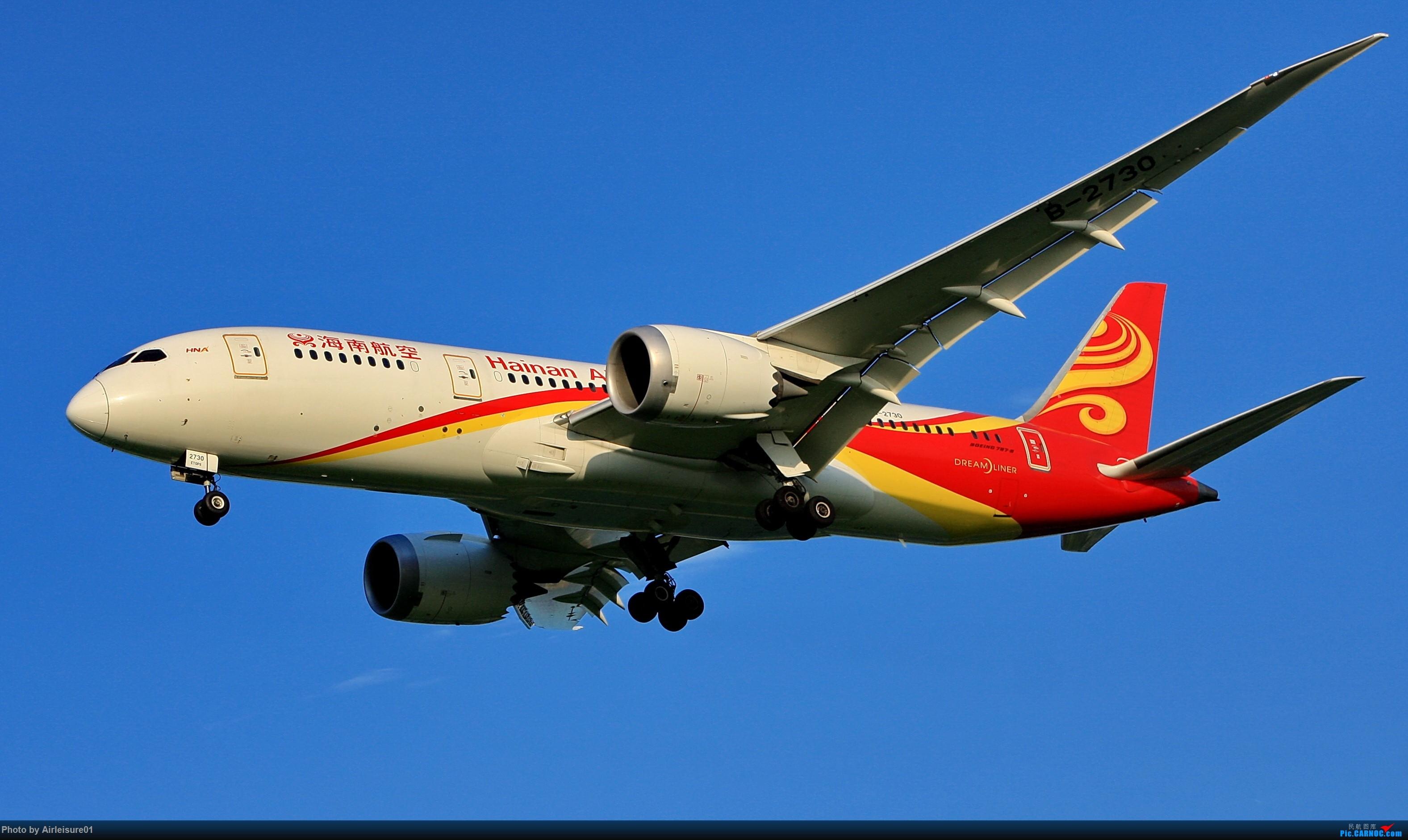 Re:[原创]新人首发。。请大神们多多指导 BOEING 787-8 DREAMLINER B-2730 中国北京首都国际机场
