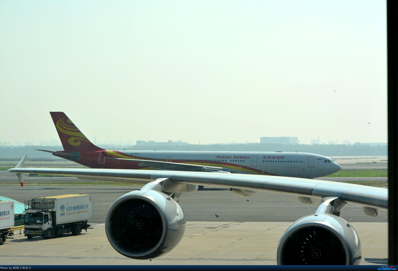 Re:[原创]迟到帖--空铁联运,空客380商务舱初体验 AIRBUS A330-300 B-5971
