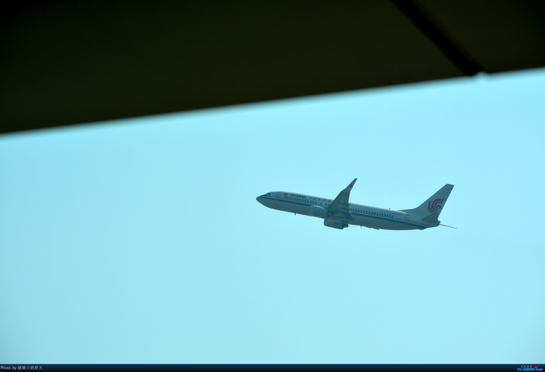 Re:[原创]迟到帖--空铁联运,空客380商务舱初体验 BOEING 737-800 B-5387