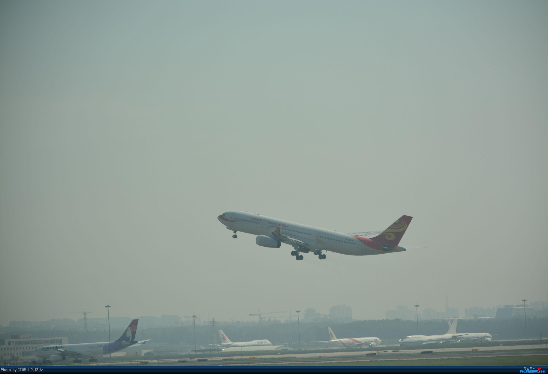 Re:[原创]迟到帖--空铁联运,空客380商务舱初体验 AIRBUS A330-300 B-5905