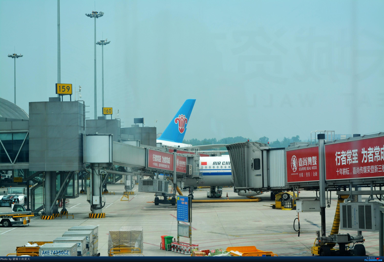 Re:[原创]迟到帖--空铁联运,空客380商务舱初体验    中国成都双流国际机场