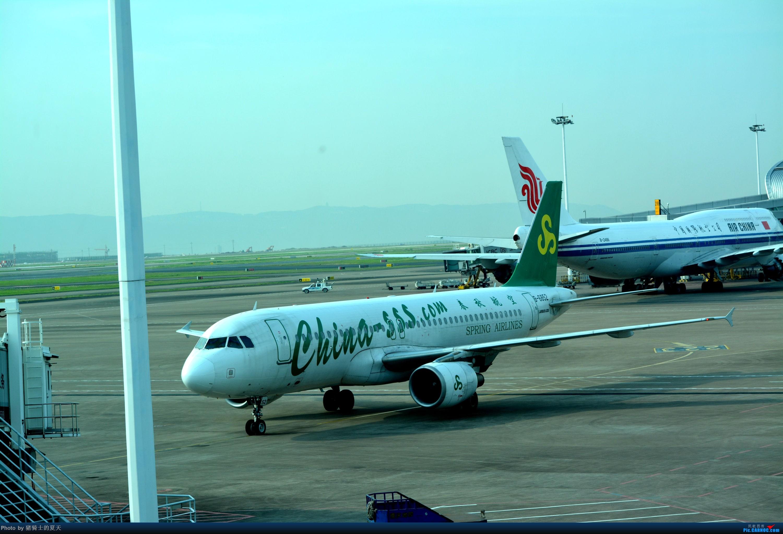 Re:[原创]迟到帖--空铁联运,空客380商务舱初体验 AIRBUS A320-200 B-6852