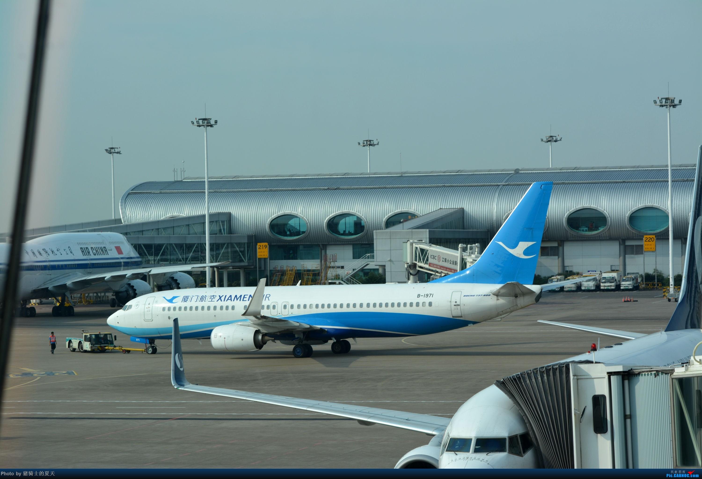 Re:[原创]迟到帖--空铁联运,空客380商务舱初体验 BOEING 737-800 B-1971