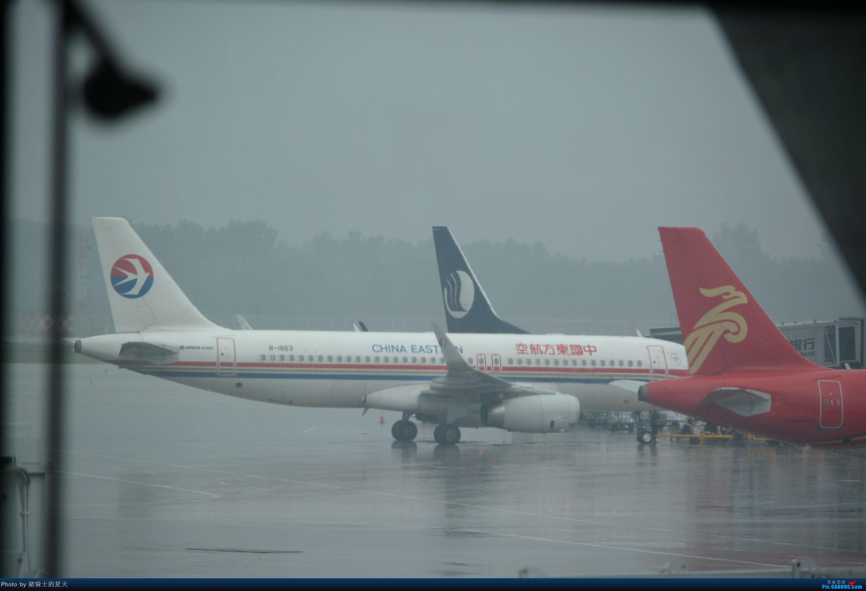 Re:[原创]迟到帖--空铁联运,空客380商务舱初体验 AIRBUS A320-200 B-1863