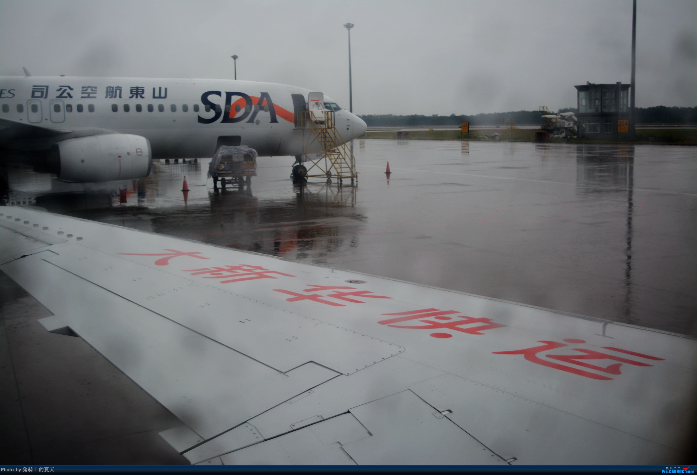 Re:[原创]迟到帖--空铁联运,空客380商务舱初体验 EMBRAER ERJ-145 B-3031