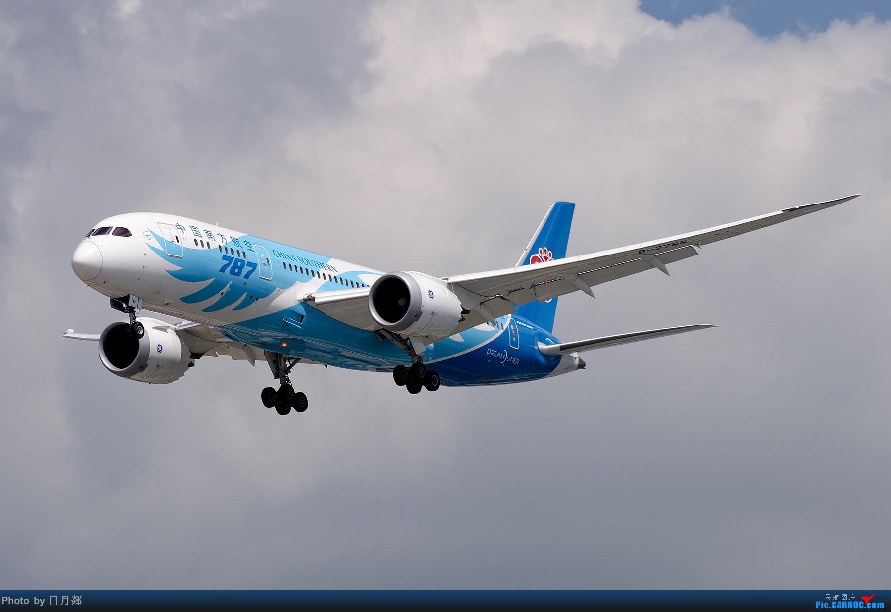 Re:[原创]【SHA拍机*1800大图】图要抓紧发,不然就要炒冷饭,大头镇贴 BOEING 787-8 B-2788 中国上海虹桥国际机场