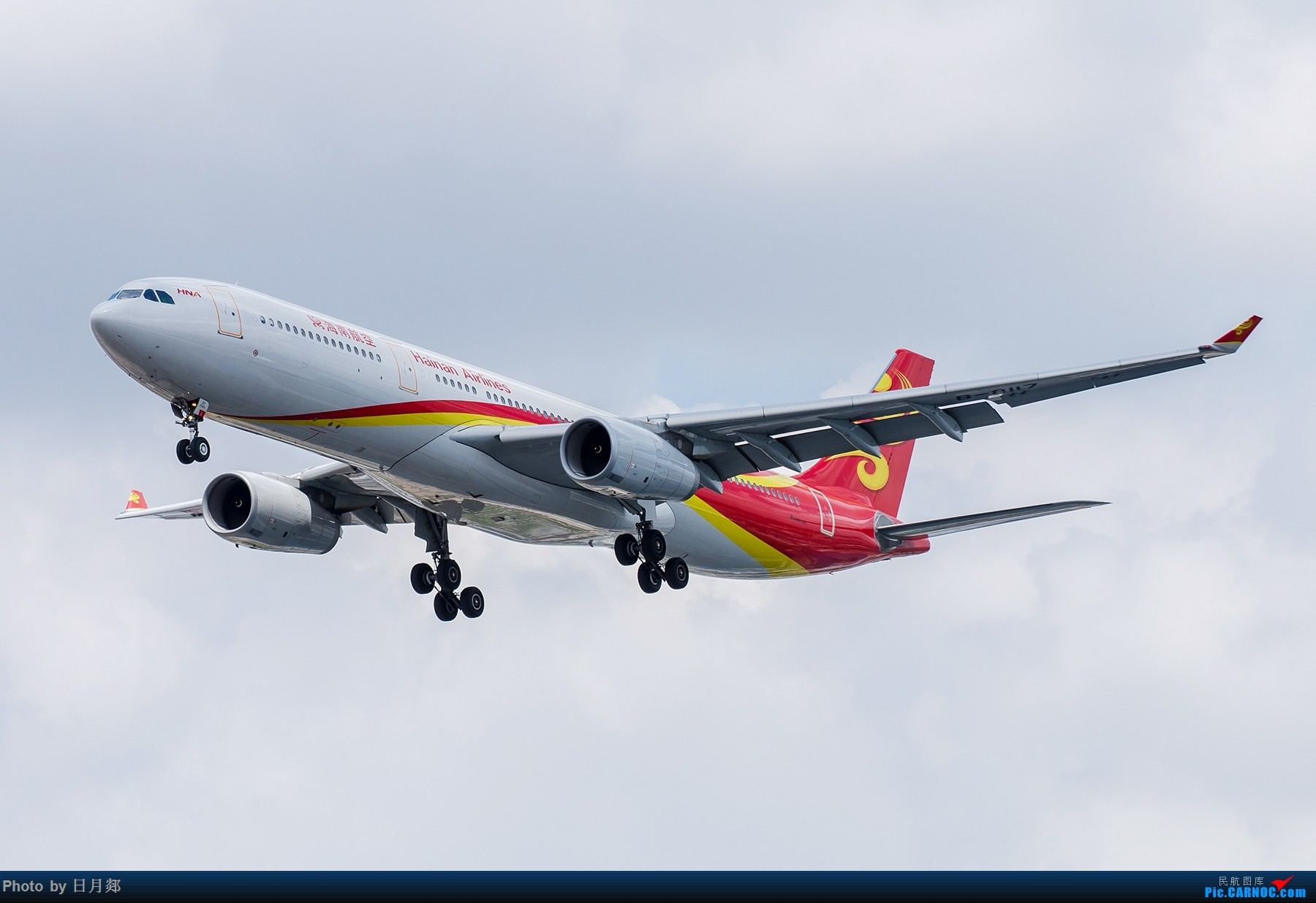 Re:[原创]【SHA拍机*1800大图】图要抓紧发,不然就要炒冷饭,大头镇贴 AIRBUS A330-300 B-8117 中国上海虹桥国际机场