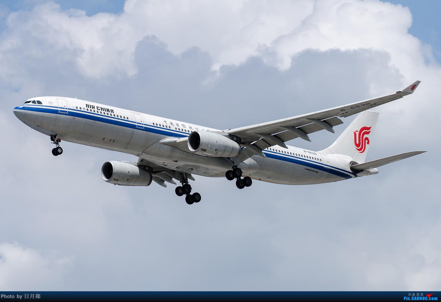 Re:[原创]【SHA拍机*1800大图】图要抓紧发,不然就要炒冷饭,大头镇贴 AIRBUS A330-300 B-6530 中国上海虹桥国际机场