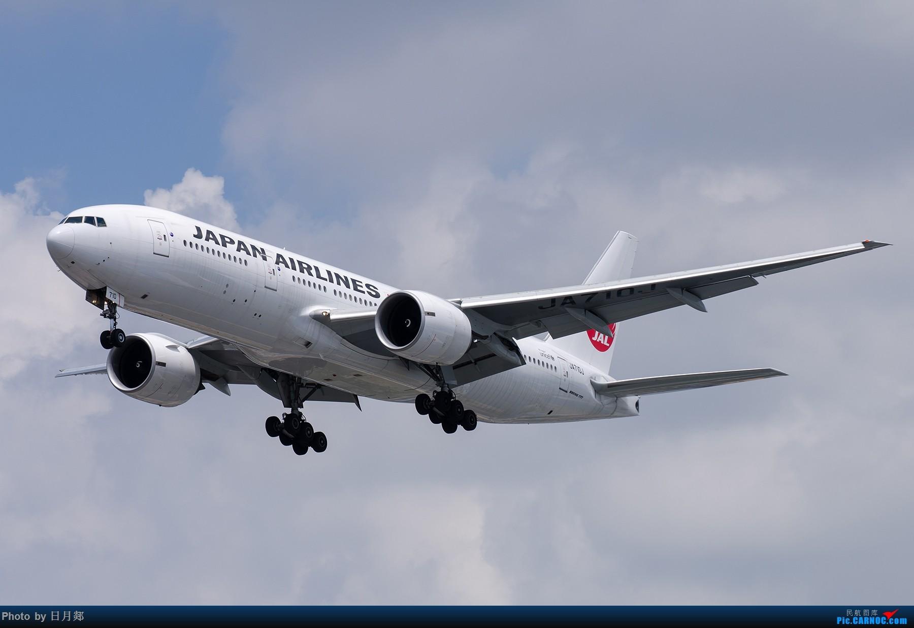 Re:[原创]【SHA拍机*1800大图】图要抓紧发,不然就要炒冷饭,大头镇贴 BOEING 777-200 JA710J 中国上海虹桥国际机场
