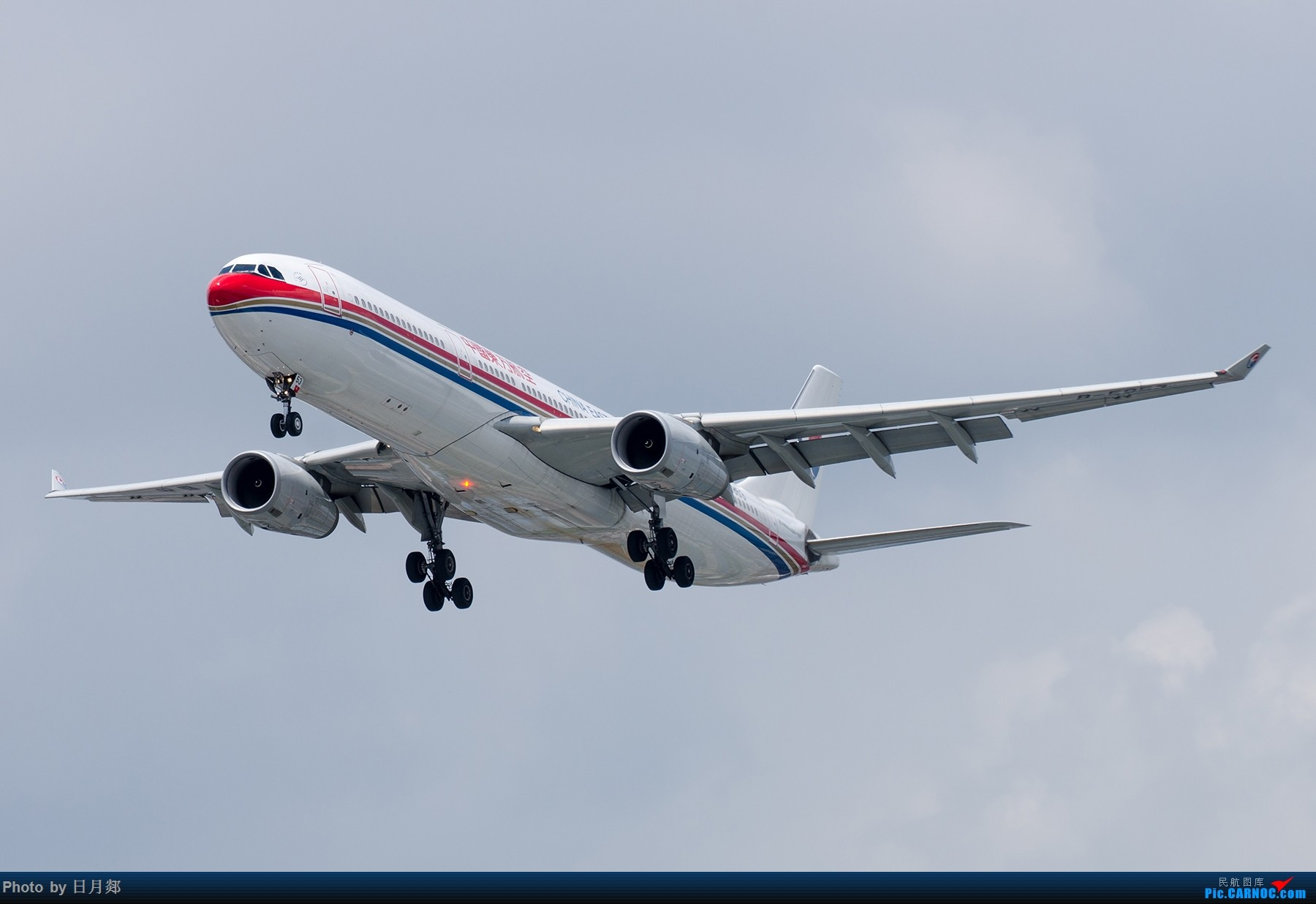 Re:[原创]【SHA拍机*1800大图】图要抓紧发,不然就要炒冷饭,大头镇贴 AIRBUS A330-300 B-5953 中国上海虹桥国际机场