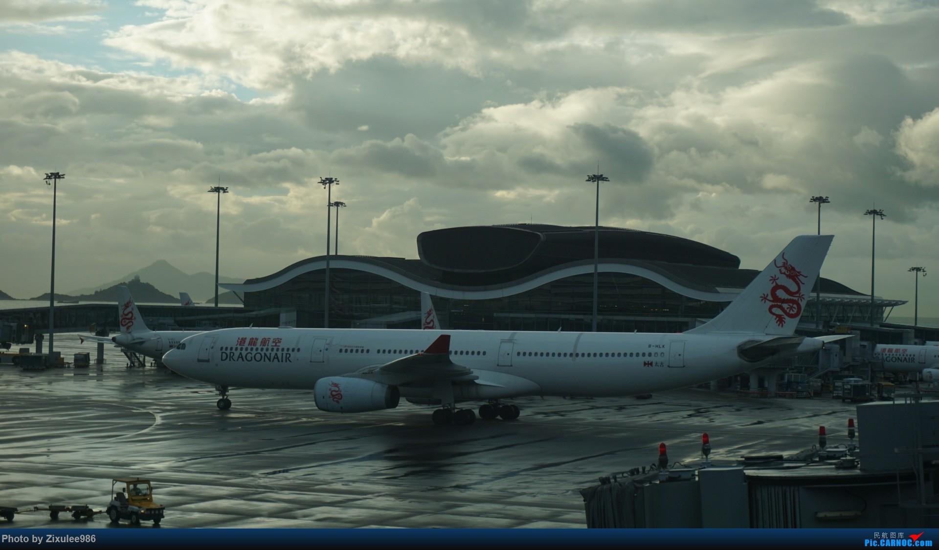 Re:[原创]十年 AIRBUS A330-300 B-HLK 中国香港国际机场