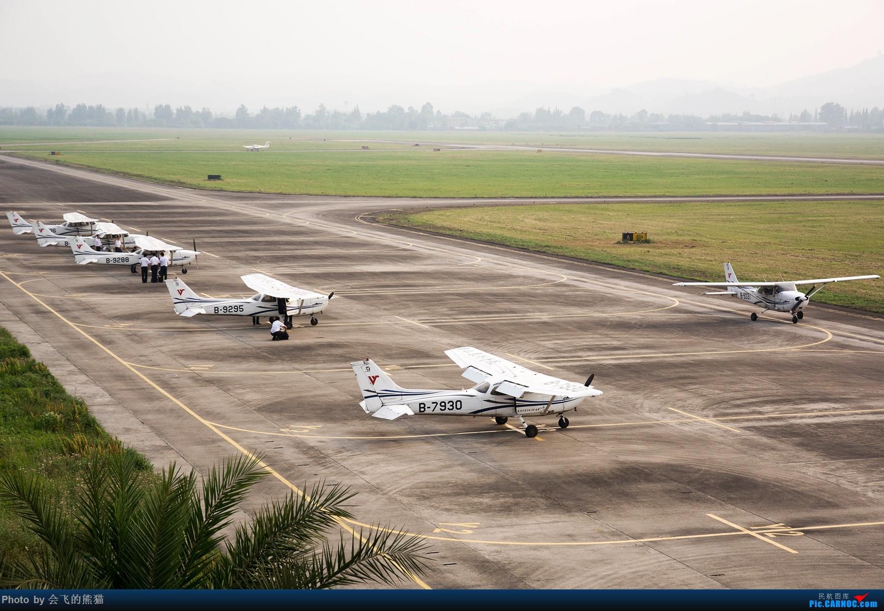 Re:[原创]十年 CESSNA 172R B-7930 中国民航飞行