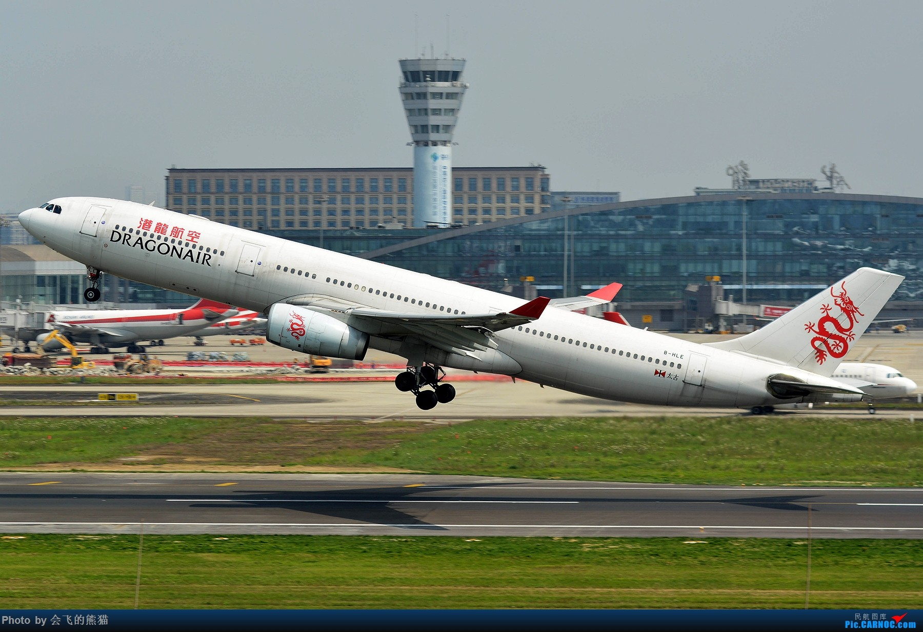 Re:[原创]十年 AIRBUS A330-300 B-HLE 中国成都双流国际机场