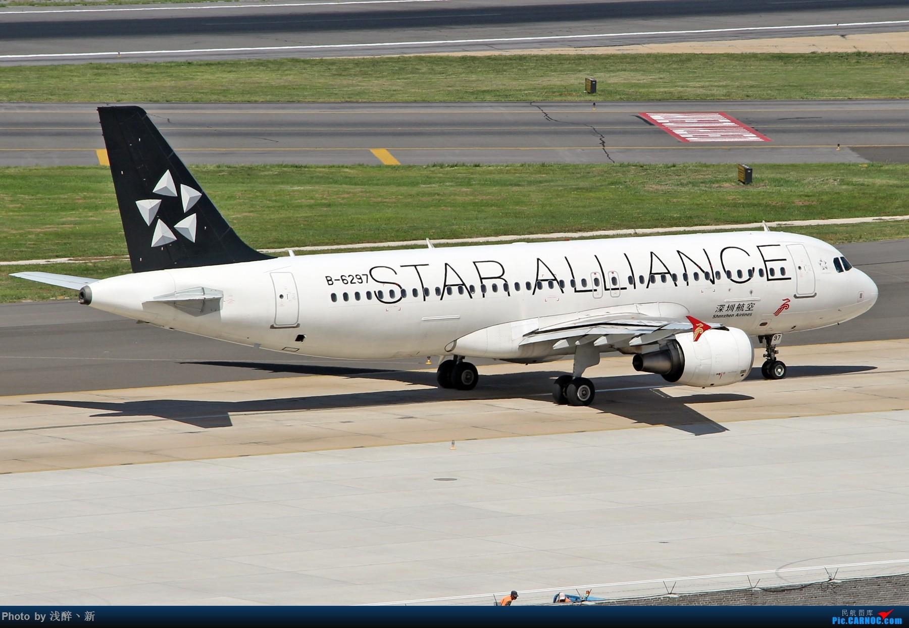Re:[原创]DLC 8.26 日常[补] AIRBUS A320-200 B-6297 中国大连国际机场