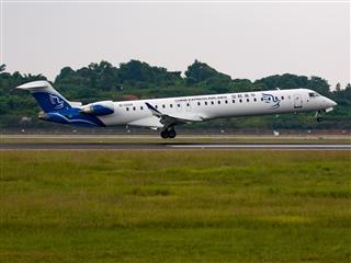 Re:CTU降落庞巴迪CRJ900