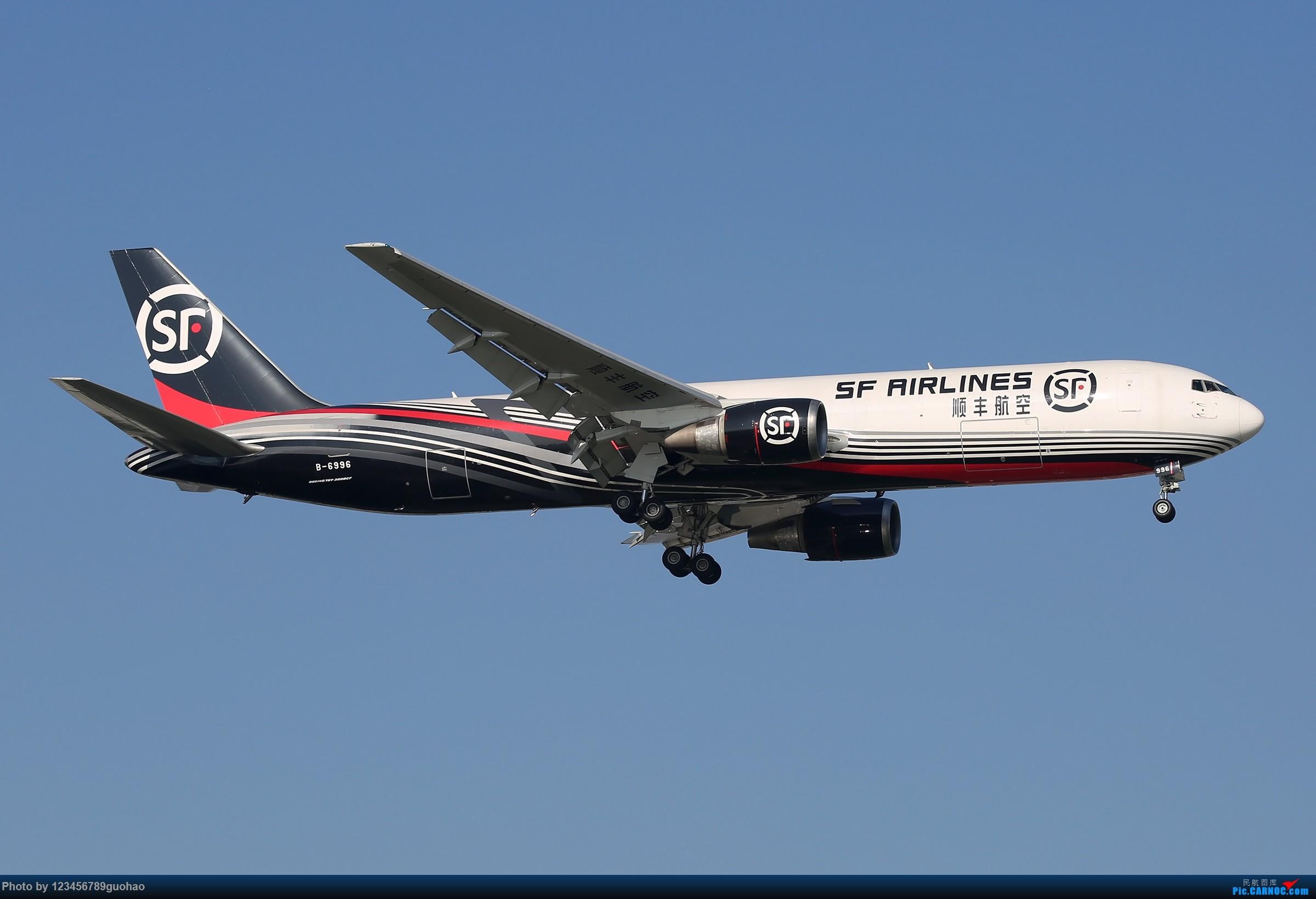 [原创]一图党-SF6996 BOEING 767-300ER B-6996 北京首都机场