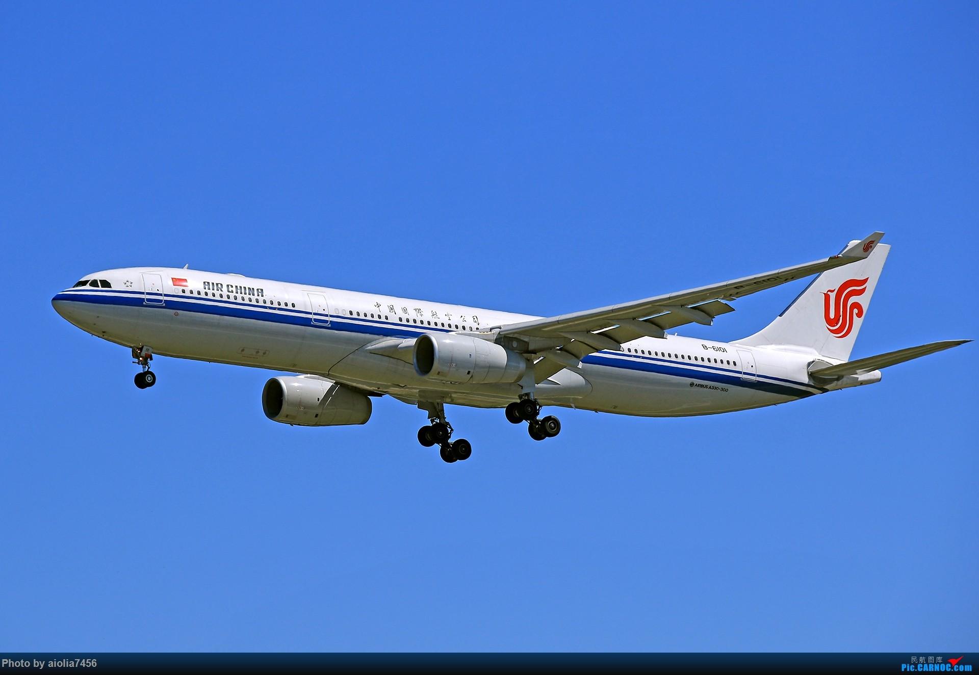 Re:[原创]合肥飞友会[霸都飞友会]冷风过境,吹回了久违的蓝天,而我刚刚好路过PEK AIRBUS A330-300 B-6101 中国北京首都国际机场