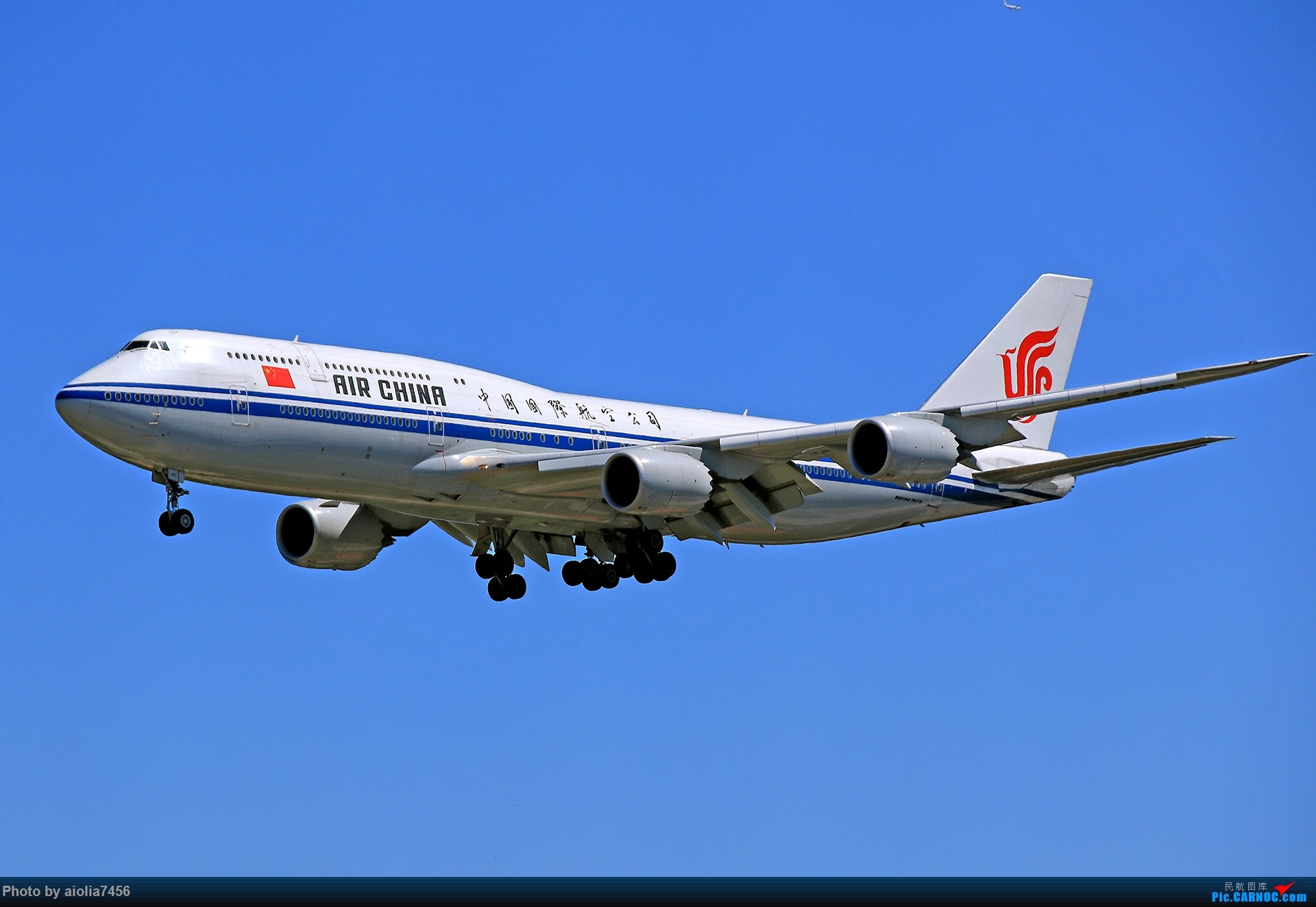 Re:[原创]合肥飞友会[霸都飞友会]冷风过境,吹回了久违的蓝天,而我刚刚好路过PEK BOEING 747-8I B-2485 中国北京首都国际机场