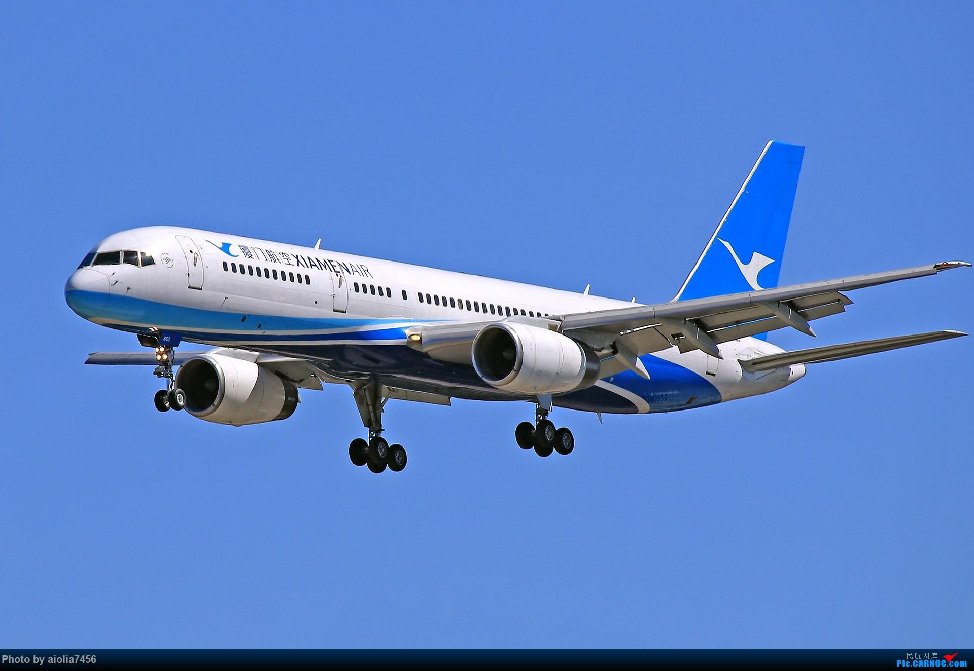 Re:[原创]合肥飞友会[霸都飞友会]冷风过境,吹回了久违的蓝天,而我刚刚好路过PEK BOEING 757-200 B-2862 中国北京首都国际机场
