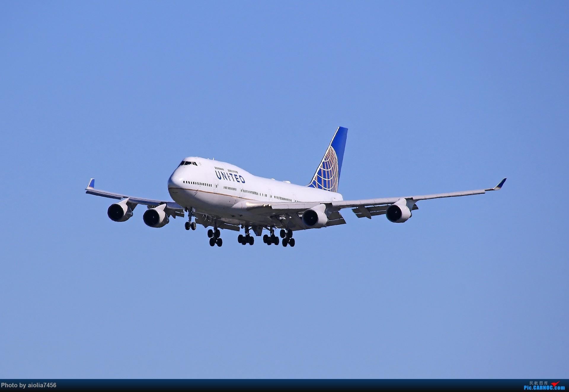 Re:[原创]合肥飞友会[霸都飞友会]冷风过境,吹回了久违的蓝天,而我刚刚好路过PEK BOEING 747-400 N197UA 中国北京首都国际机场