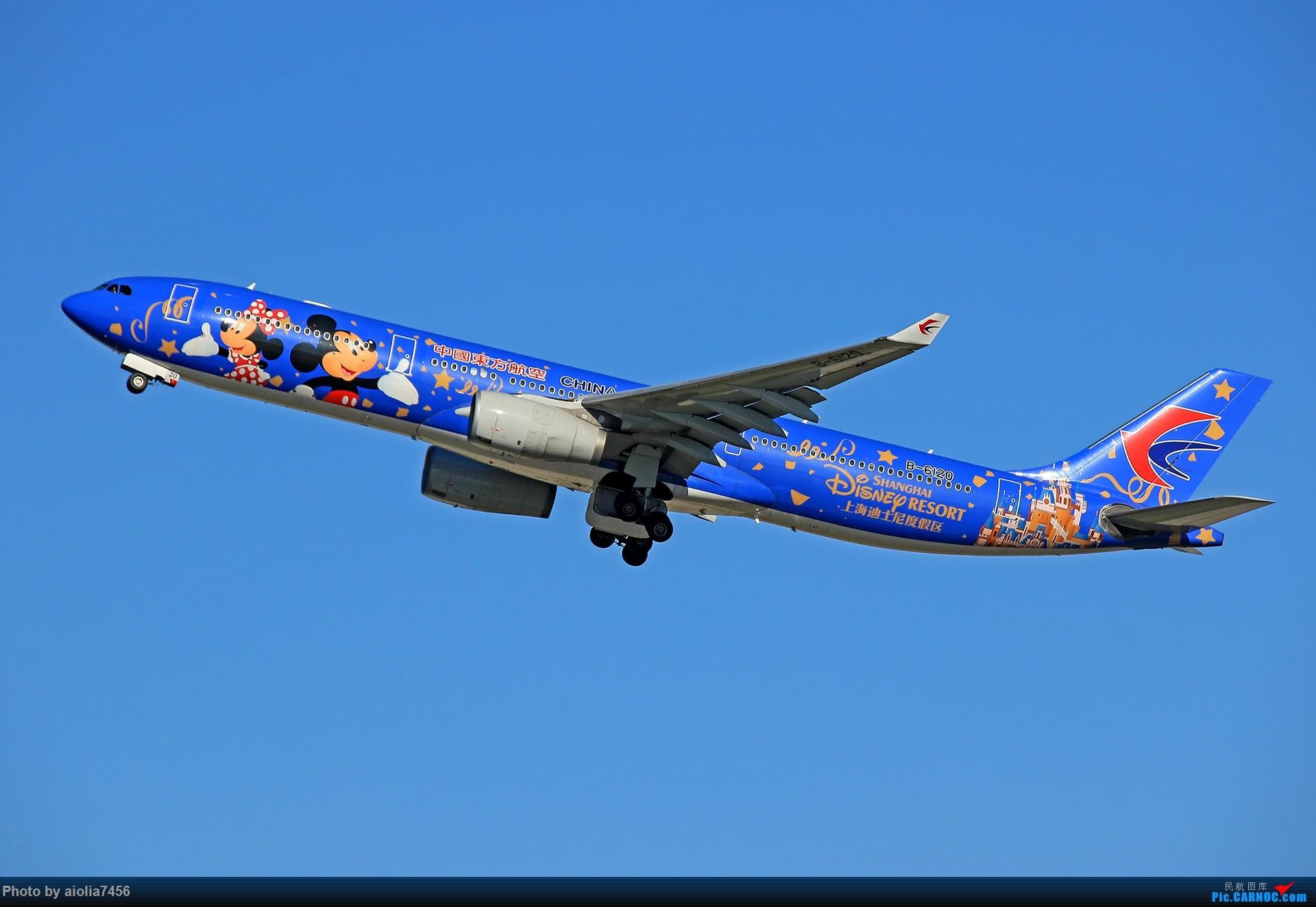 Re:[原创]合肥飞友会[霸都飞友会]冷风过境,吹回了久违的蓝天,而我刚刚好路过PEK AIRBUS A330-300 B-6120 中国北京首都国际机场