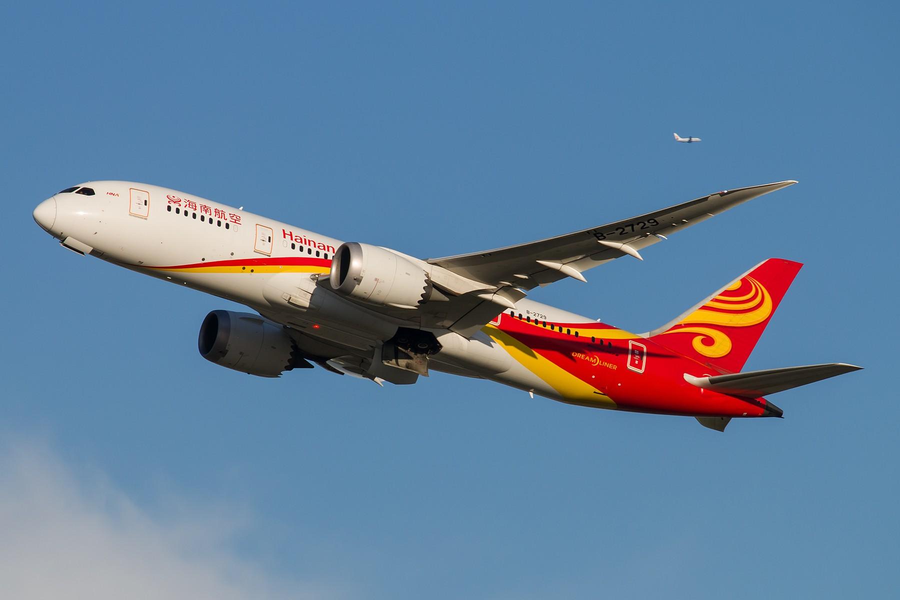Re:[原创]杂图一组 1800*1200 BOEING 787-8 B-2729 中国北京首都国际机场