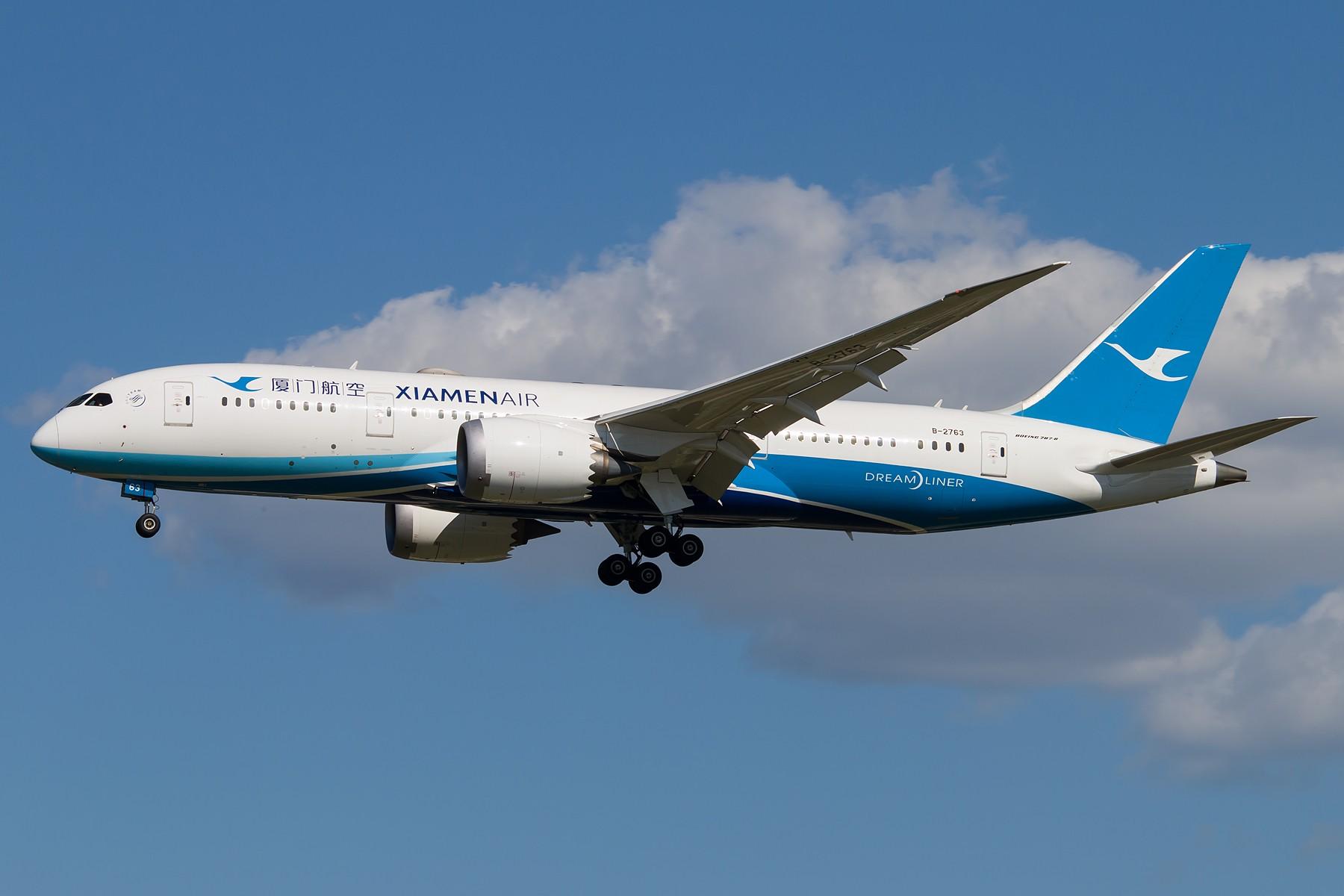 Re:[原创]杂图一组 1800*1200 BOEING 787-8 B-2763 中国北京首都国际机场
