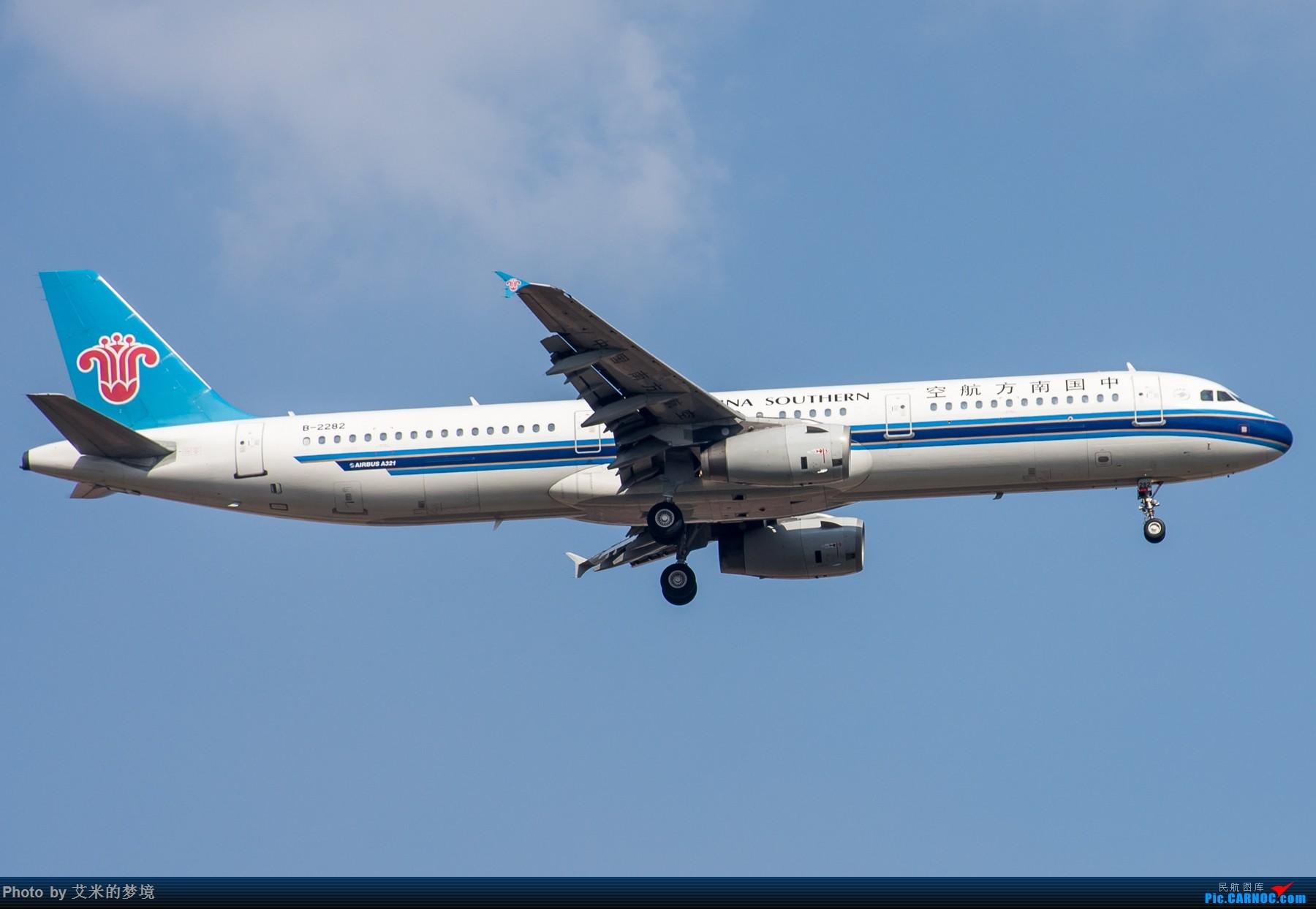 Re:【carnoc重庆飞友会】20起降,毫无意义 AIRBUS A321-200 B-2282 中国重庆江北国际机场