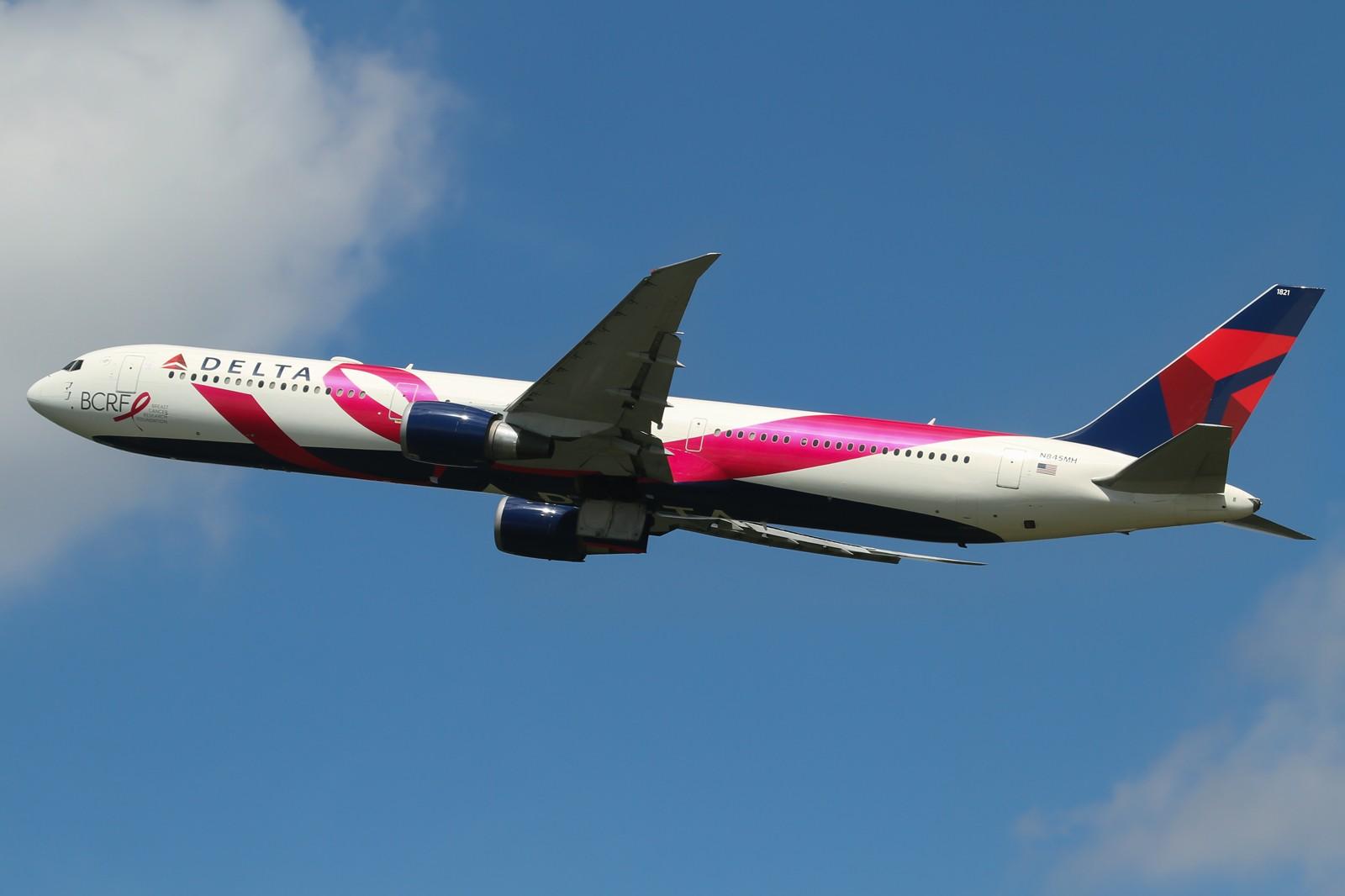 Re:[原创]【NKG/LHR/LCY/FFD/FAB/MAN/FRA/KIX】暑期临近尾声,大不列颠/霓虹流窜记回顾总结 BOEING 767-400ER N845MH 英国伦敦希思罗机场