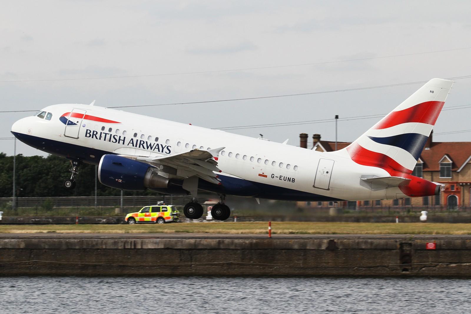 Re:【NKG/LHR/LCY/FFD/FAB/MAN/FRA/KIX】暑期临近尾声,大不列颠/霓虹流窜记回顾总结 AIRBUS A318-100 G-EUNB 英国伦敦城市机场