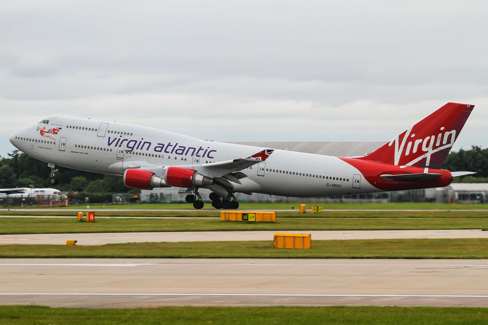 Re:【NKG/LHR/LCY/FFD/FAB/MAN/FRA/KIX】暑期临近尾声,大不列颠/霓虹流窜记回顾总结 BOEING 747-400 G-VROY 英国曼彻斯特机场