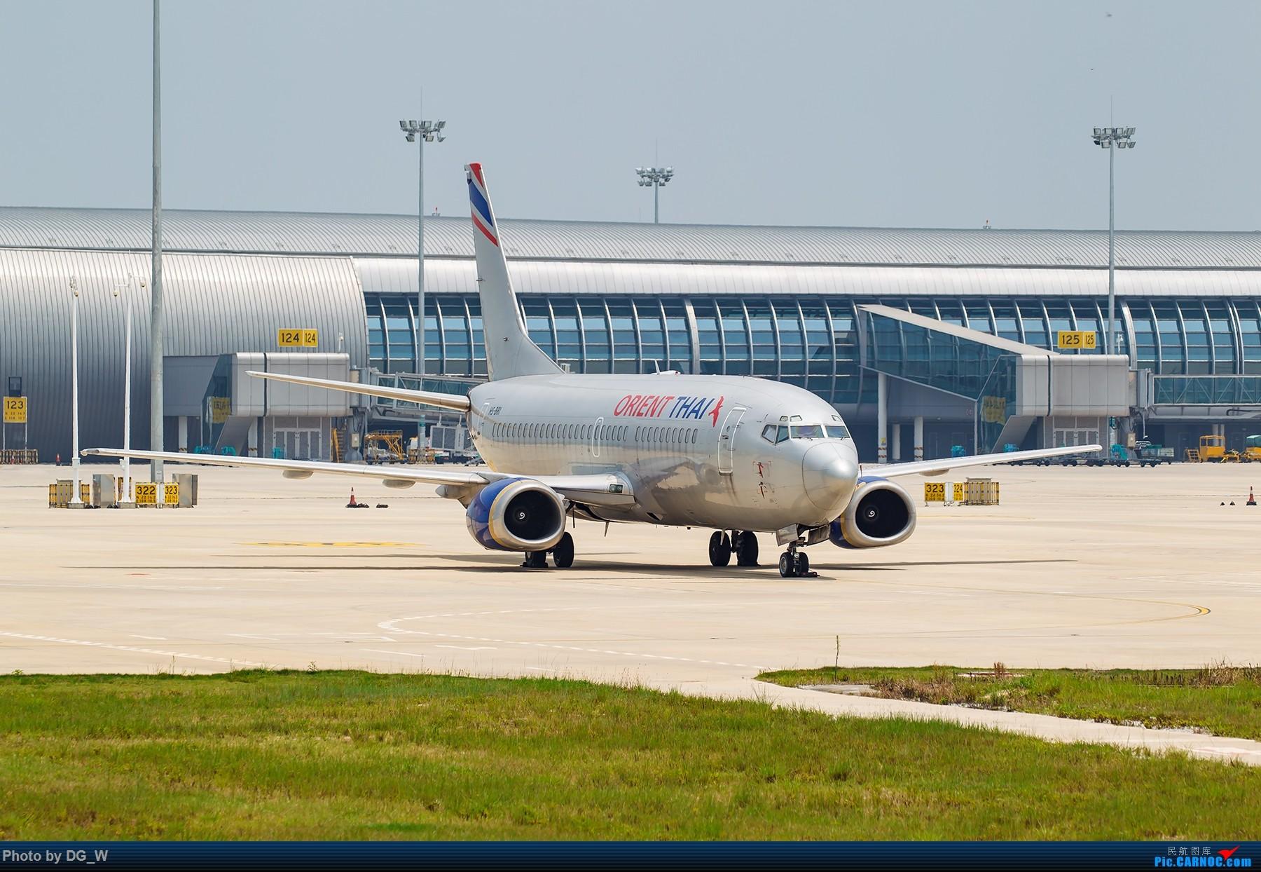 Re:[原创]【南宁飞友】重度拖延症-北部湾航空A320首航拍机 BOEING 737-300 HS-BRI 中国南宁吴圩国际机场