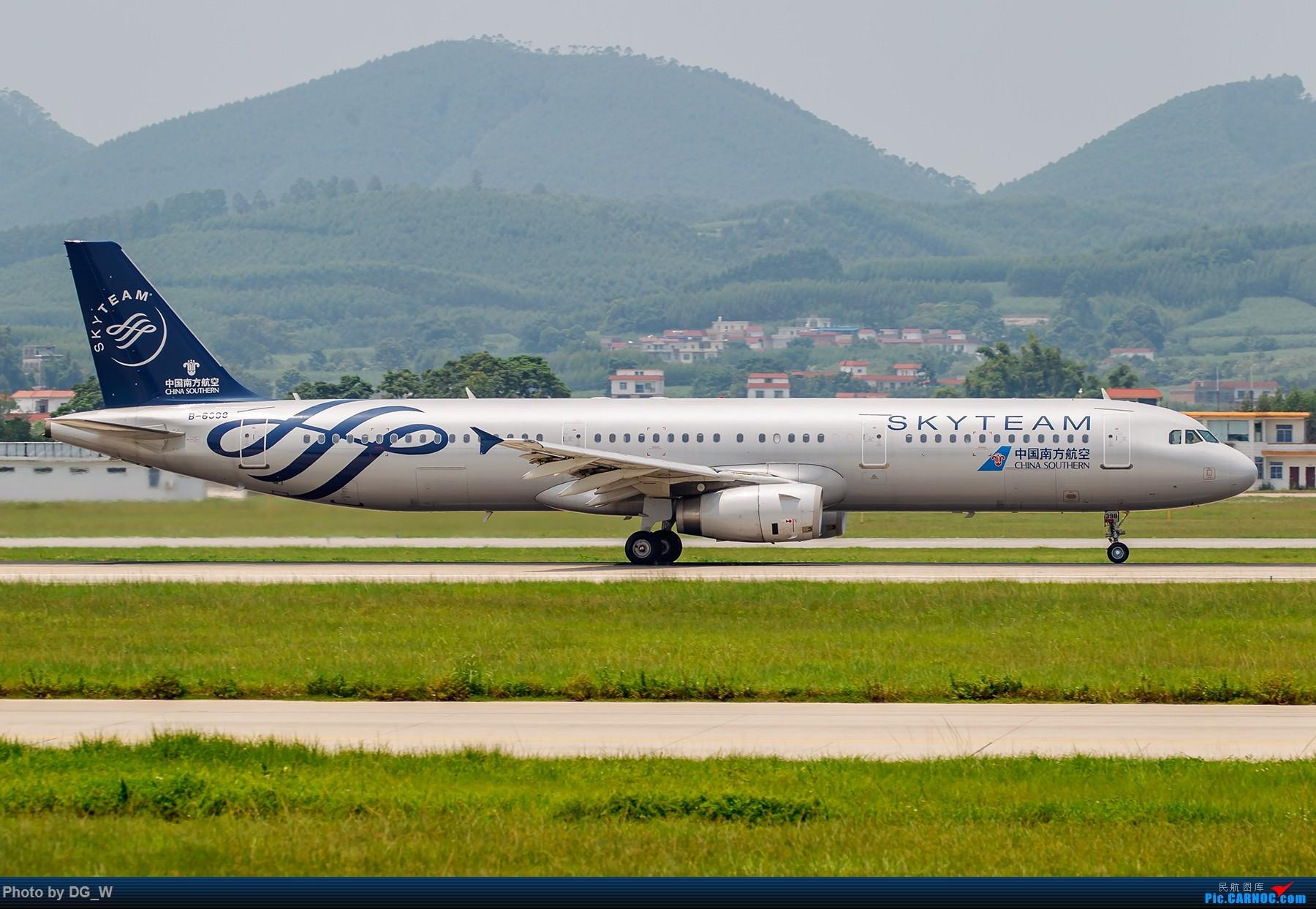 Re:[原创]【南宁飞友】重度拖延症-北部湾航空A320首航拍机 AIRBUS A321-200 B-6398 中国南宁吴圩国际机场