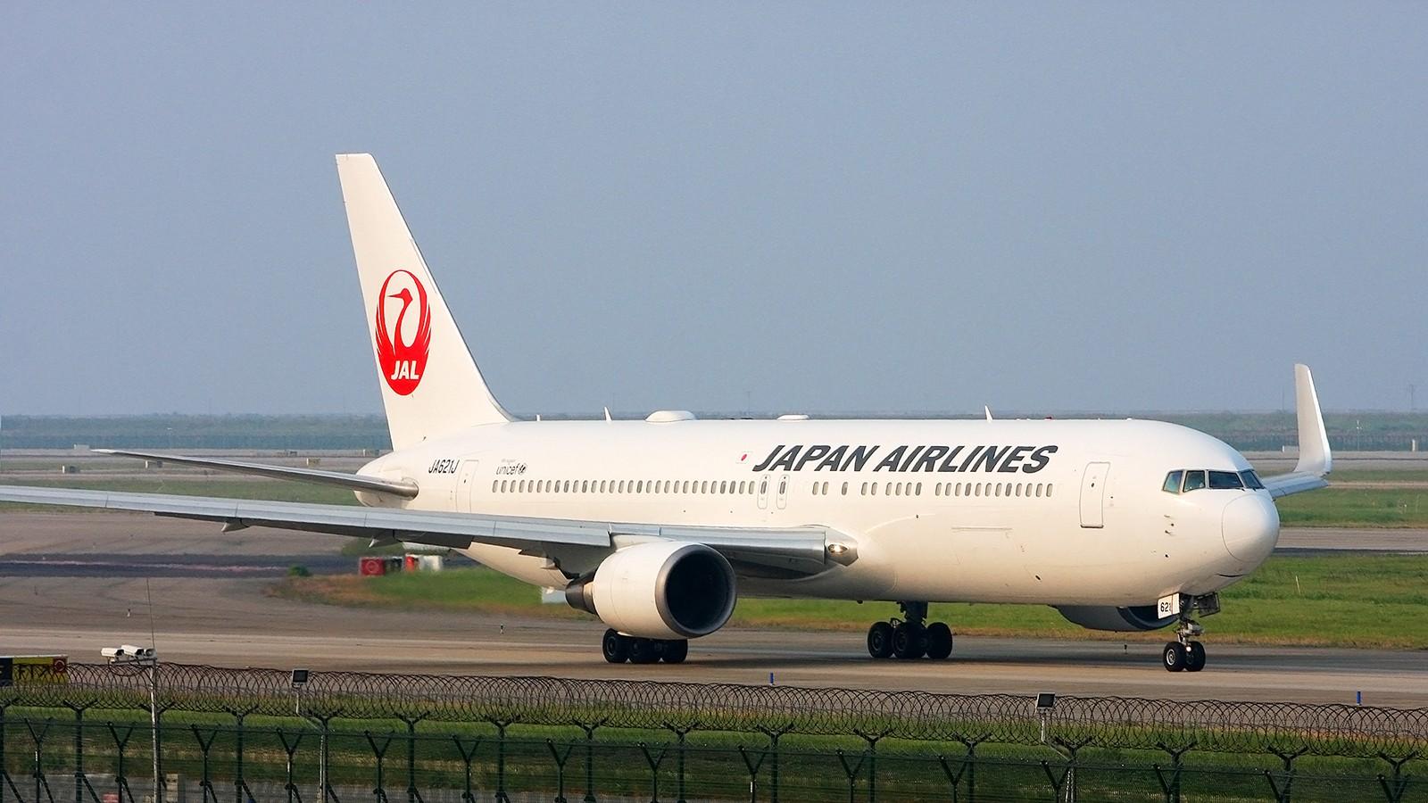 Re:[原创]天气欠佳,深入PVG,34端拍机 BOEING 767-300ER JA621J 中国上海浦东国际机场