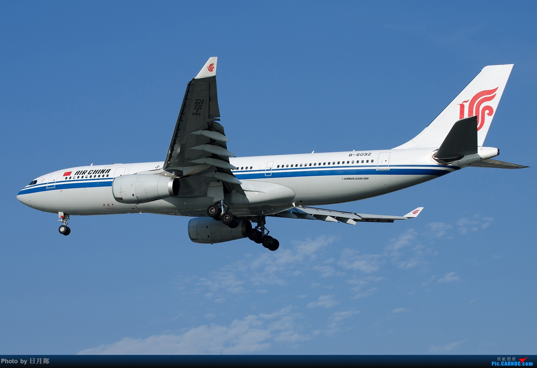 Re:[原创]【SHA拍机*1800大图】轻度污染来临前宝贵的蓝天,且拍且珍惜 AIRBUS A330-200 B-6092 中国上海虹桥国际机场