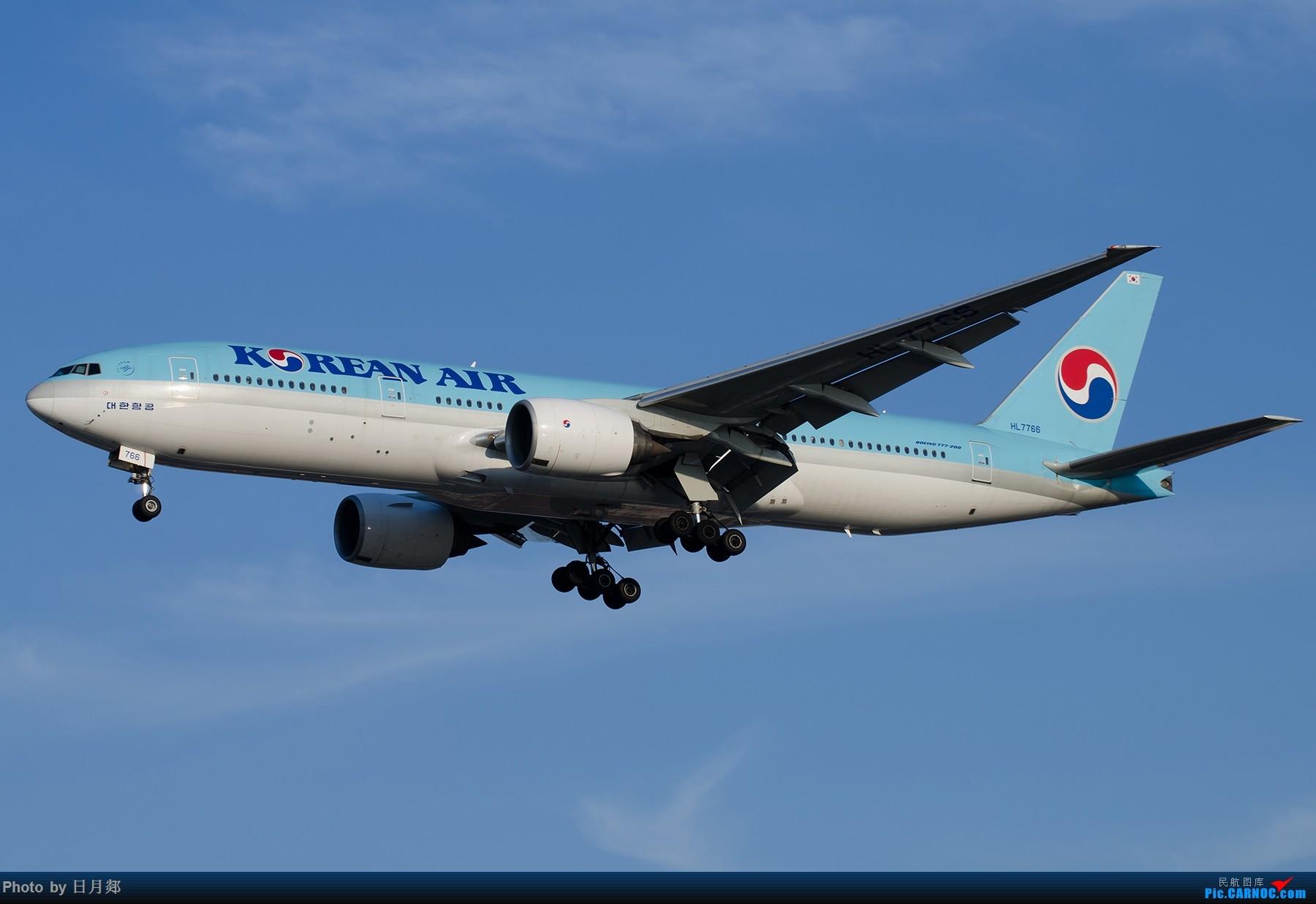 Re:[原创]【SHA拍机*1800大图】轻度污染来临前宝贵的蓝天,且拍且珍惜 BOEING 777-200 HL7786 中国上海虹桥国际机场