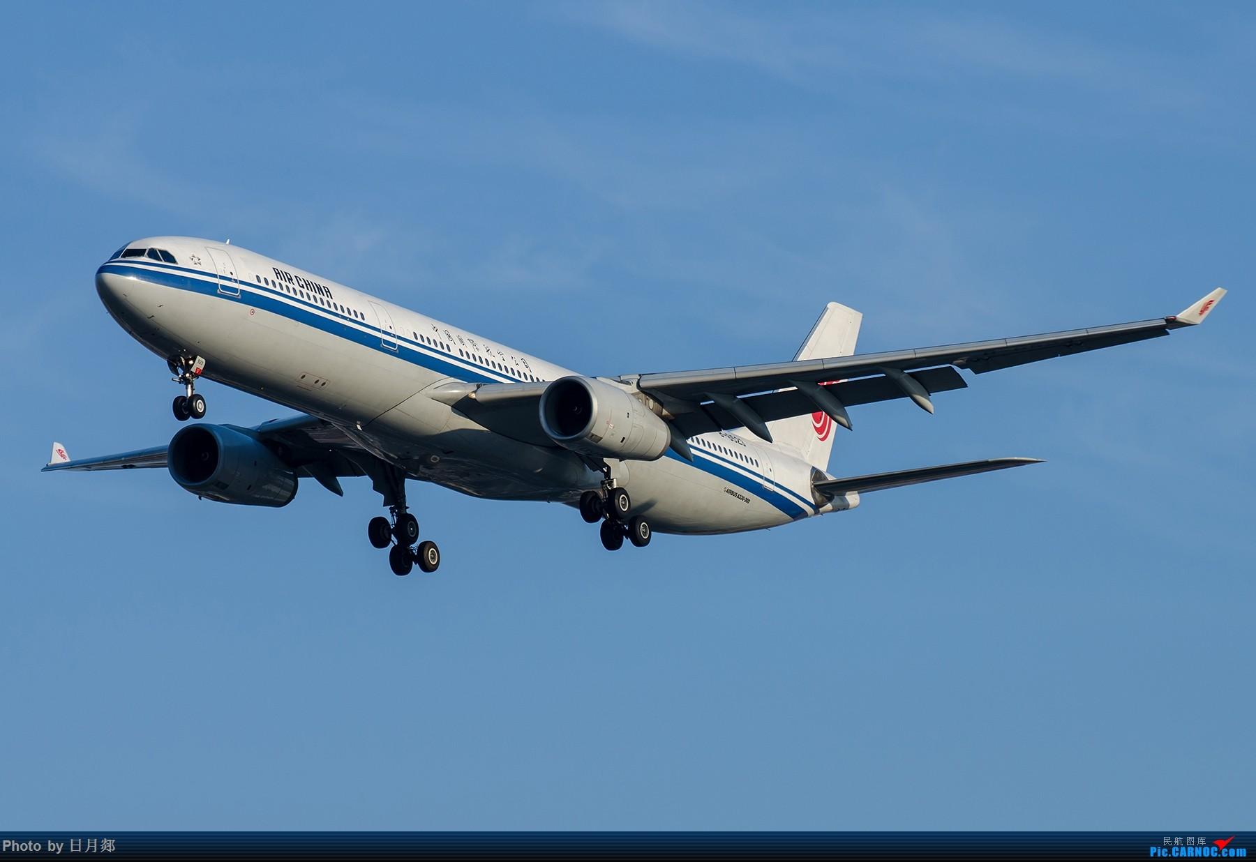 Re:[原创]【SHA拍机*1800大图】轻度污染来临前宝贵的蓝天,且拍且珍惜 AIRBUS A330-300 B-6523 中国上海虹桥国际机场