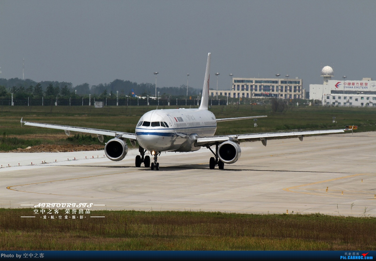 Re:[原创][合肥飞友会·霸都打机队 空中之客出品]桥机场33跑道拍辣机(2) AIRBUS A321-200 B-6665 合肥新桥国际机场