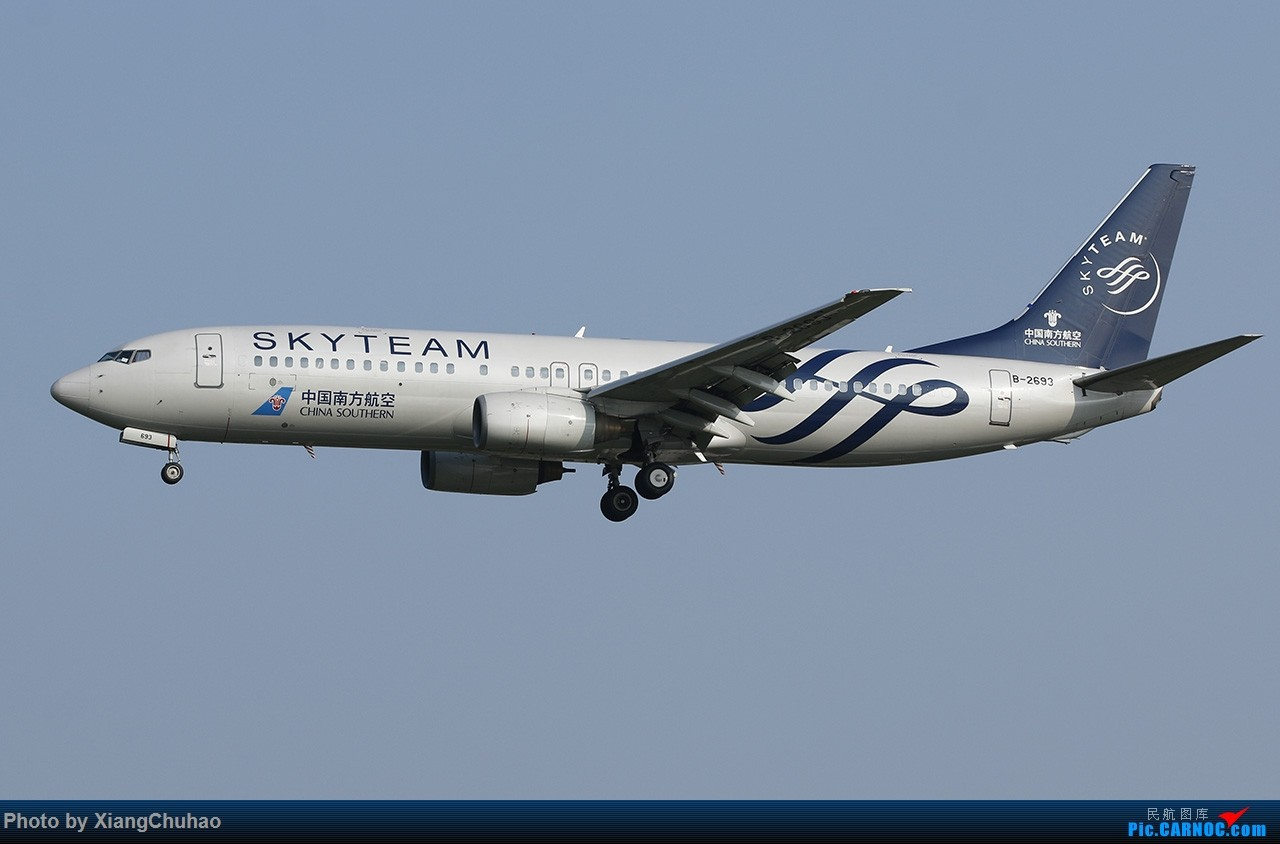 Re:[原创]天合联盟 BOEING 737-800 B-2693 中国温州龙湾国际机场