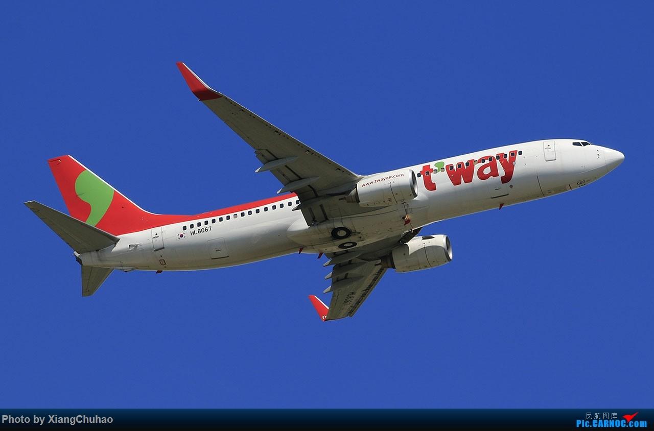 Re:德威航空 BOEING 737-800 HL8067 中国温州龙湾国际机场