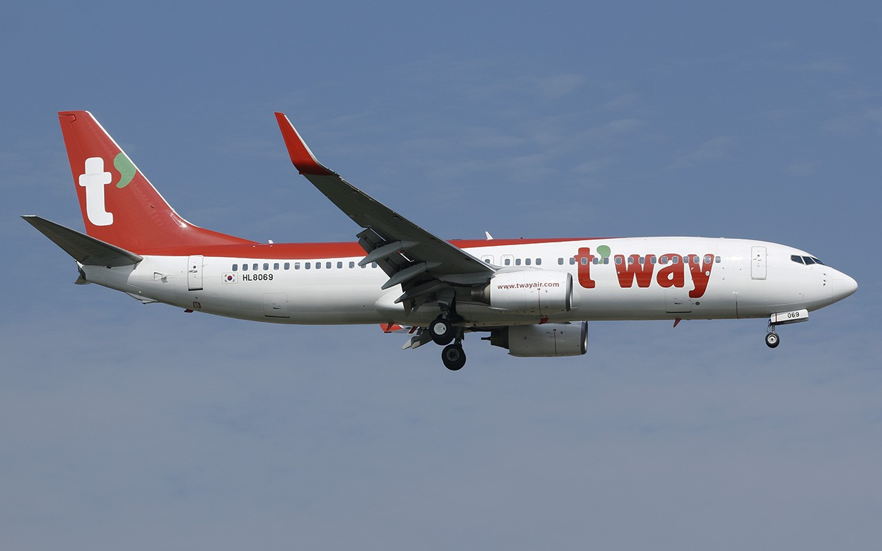 Re:[原创]德威航空 BOEING 737-800 HL8069 中国温州龙湾国际机场