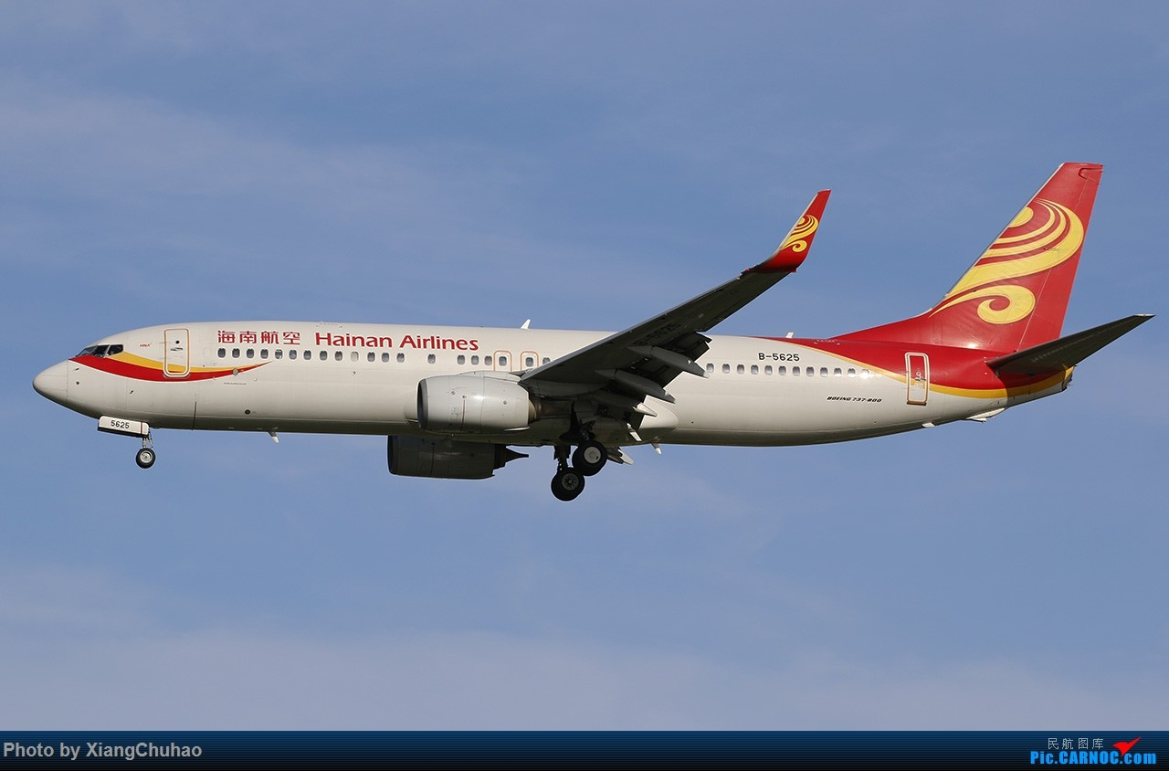 Re:[原创]海南航空 BOEING 737-800 B-5625 中国温州龙湾国际机场