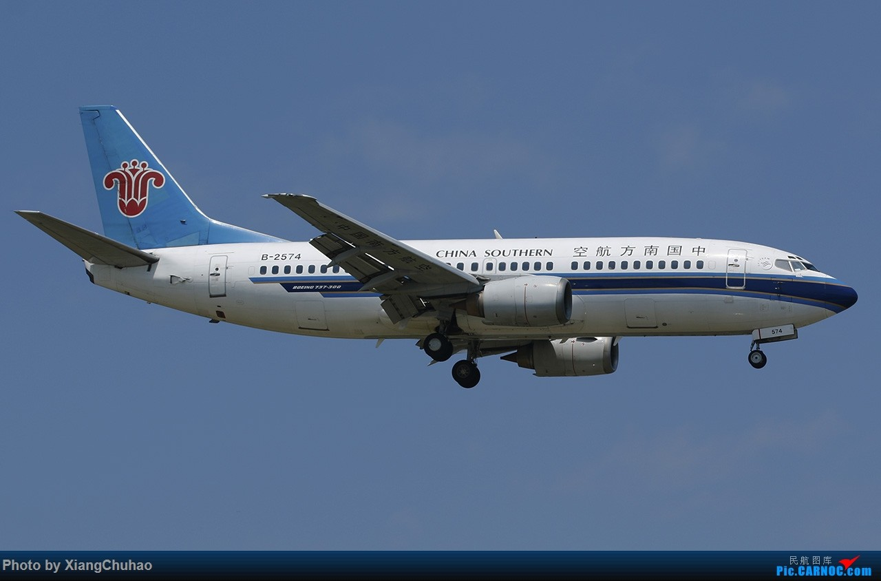 Re:[原创]南航B737-300 BOEING 737-300 B-2574 中国温州龙湾国际机场