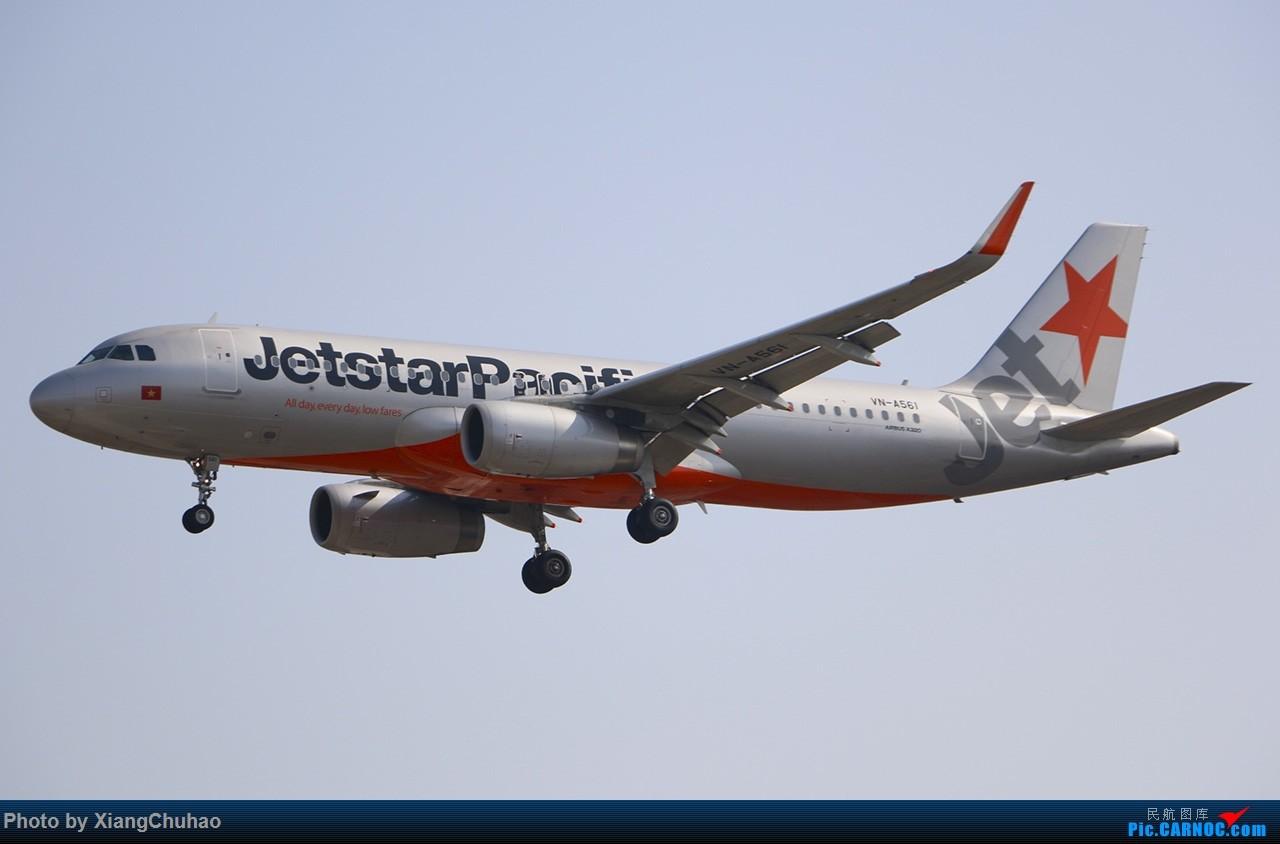 Re:[原创]捷星太平洋航空 AIRBUS A320-200 VN-A561 中国温州龙湾国际机场