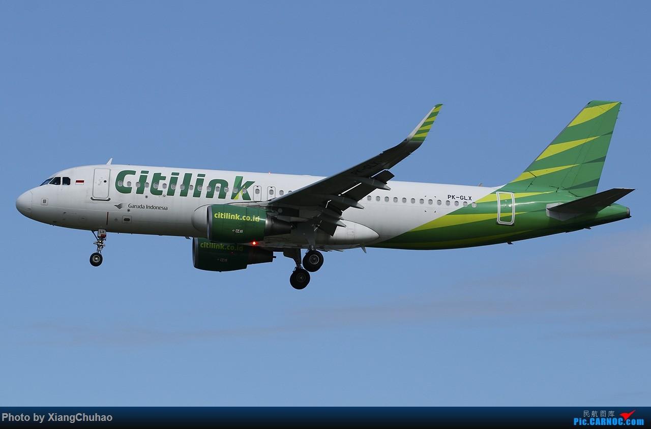 Re:[原创]印尼连城航空 AIRBUS A320-200 PK-GLX 中国温州龙湾国际机场