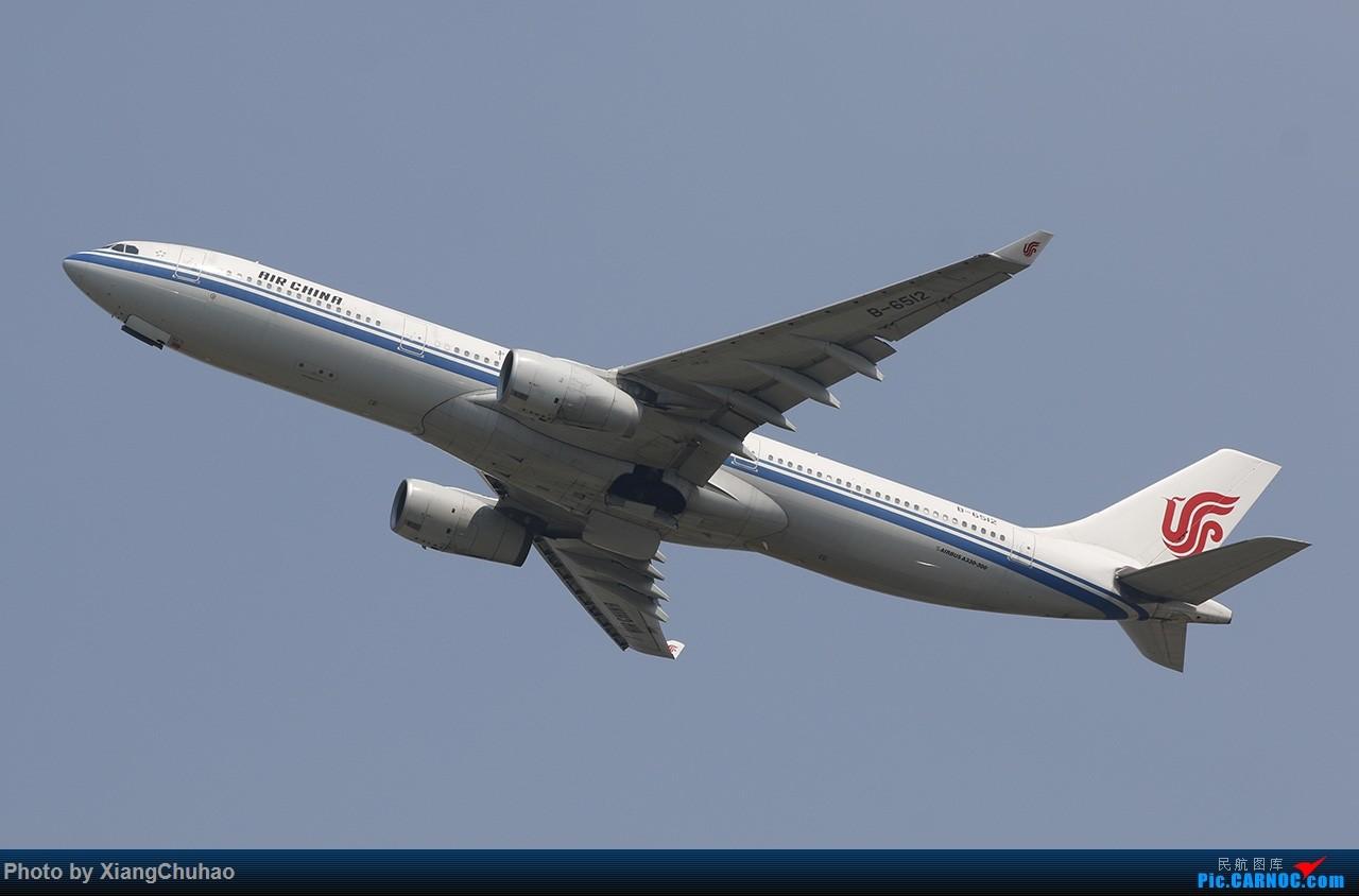 Re:[原创]国航 AIRBUS A330-300 B-6512 中国温州龙湾国际机场
