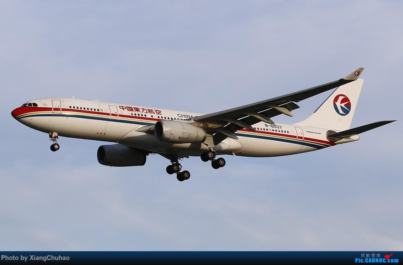 Re:[原创]东航 AIRBUS A330-200 B-6537 中国温州龙湾国际机场