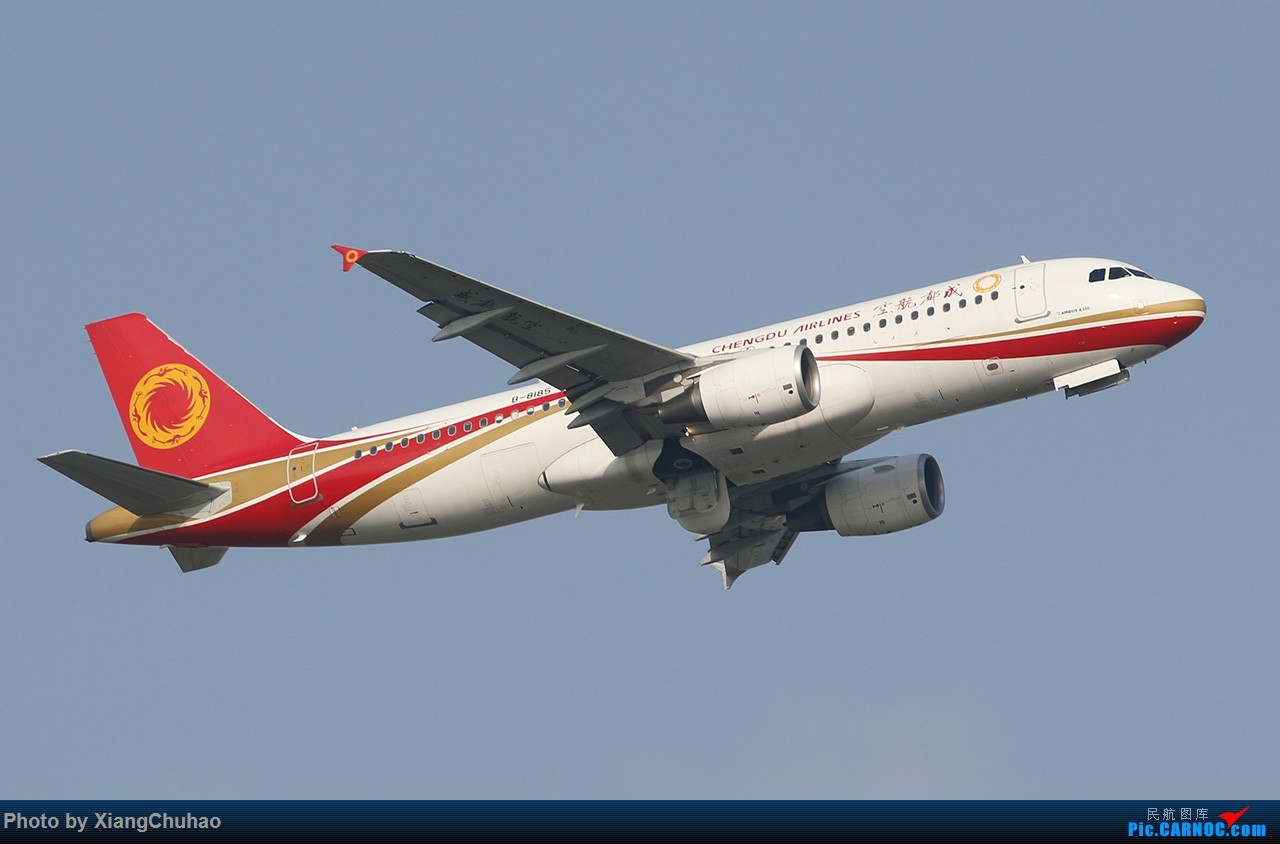 Re:[原创]成都航空 AIRBUS A320-200 B-8185 中国温州龙湾国际机场
