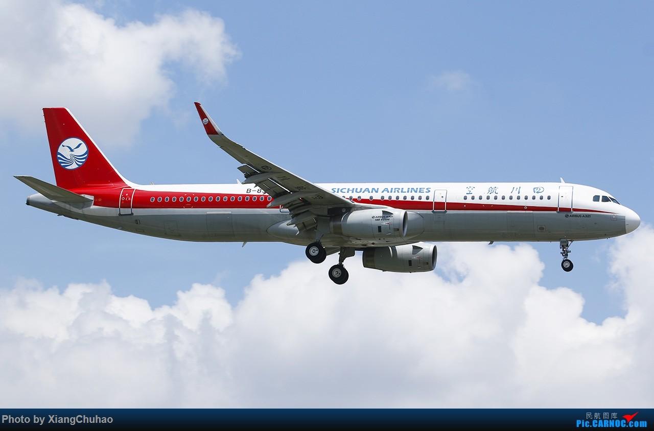 Re:[原创]四川航空 AIRBUS A321-200 B-8328 中国温州龙湾国际机场