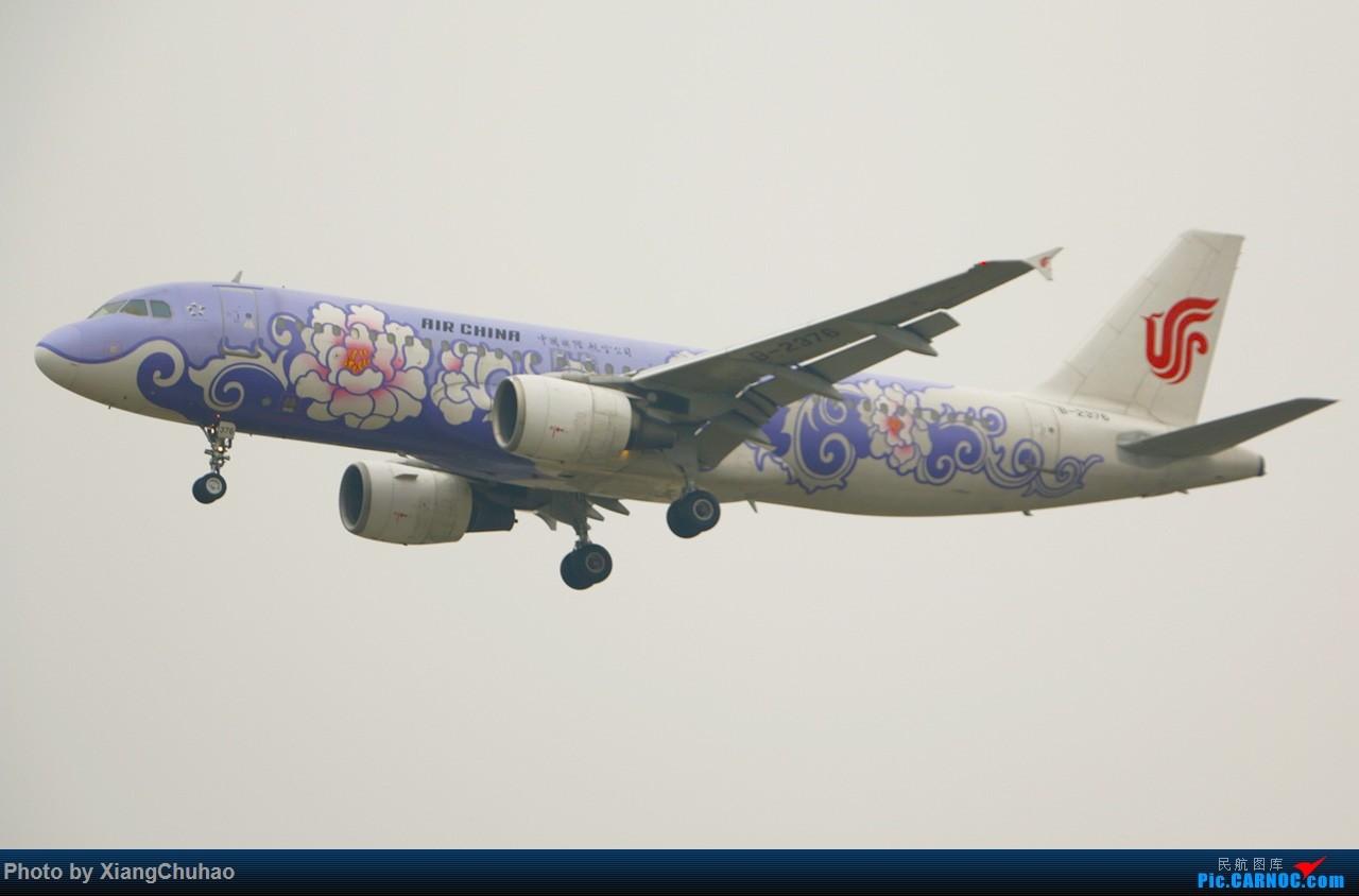 Re:[原创]国航紫牡丹 AIRBUS A320-200 B-2376 中国温州龙湾国际机场